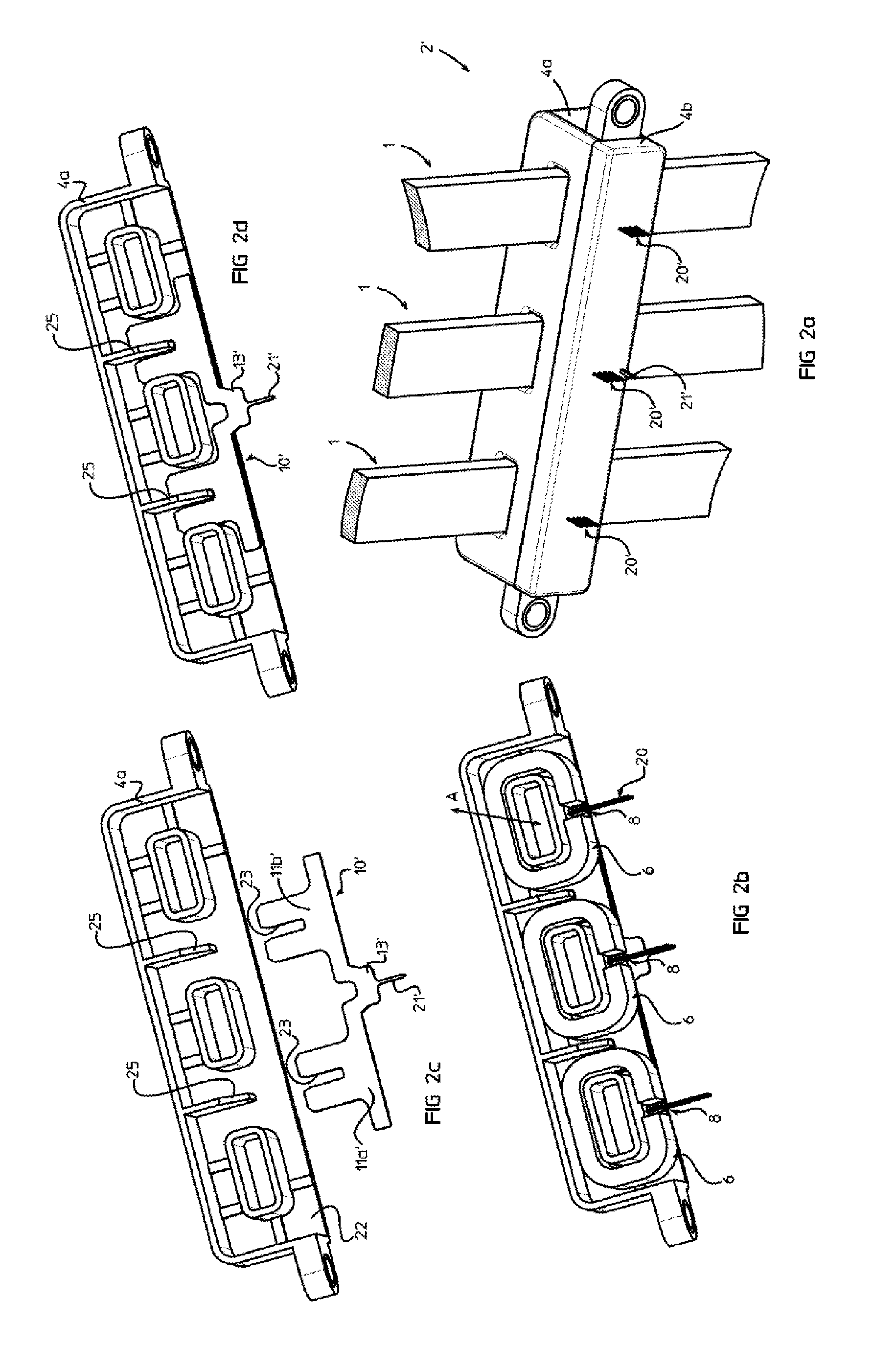 patent ep2546660a1 - electrical current sensor with grounded magnetic core