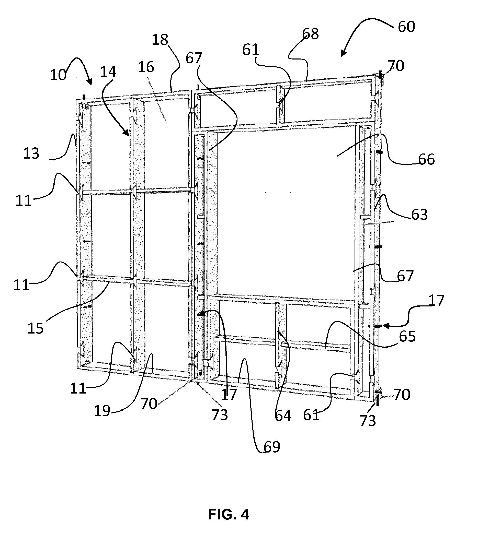 Patent ep2549025a1 module de construction de b timent google patents - Module de construction ...