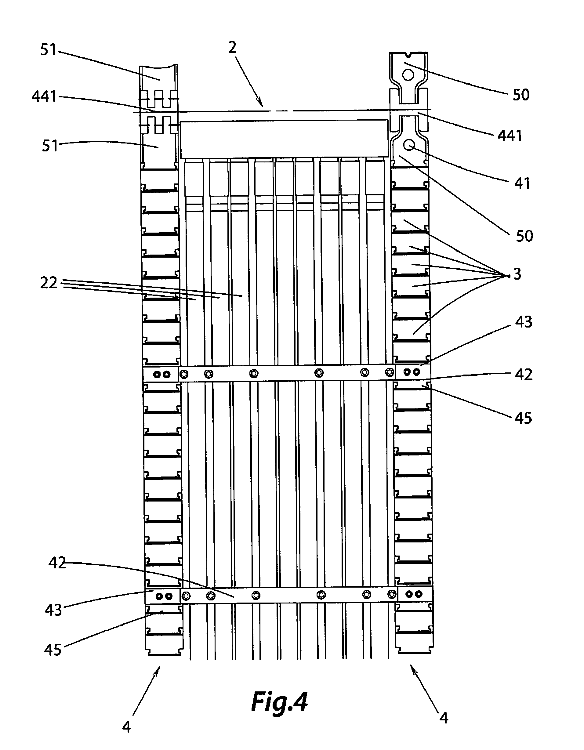 Patent EP2570554A1 - Tool for making a diaphragm wall ...