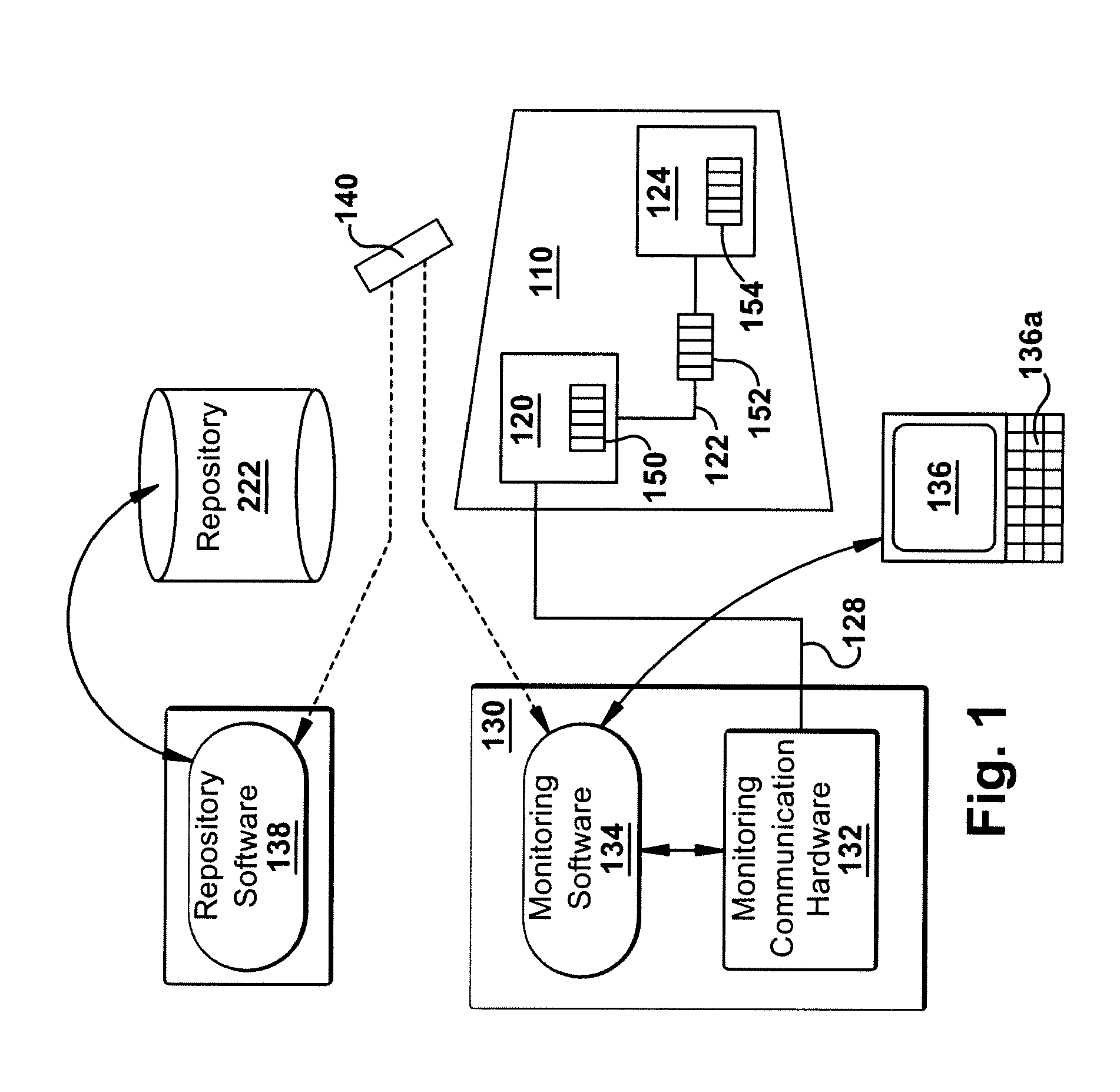 patent ep2573637a2 - system and method for equipment monitoring component configuration