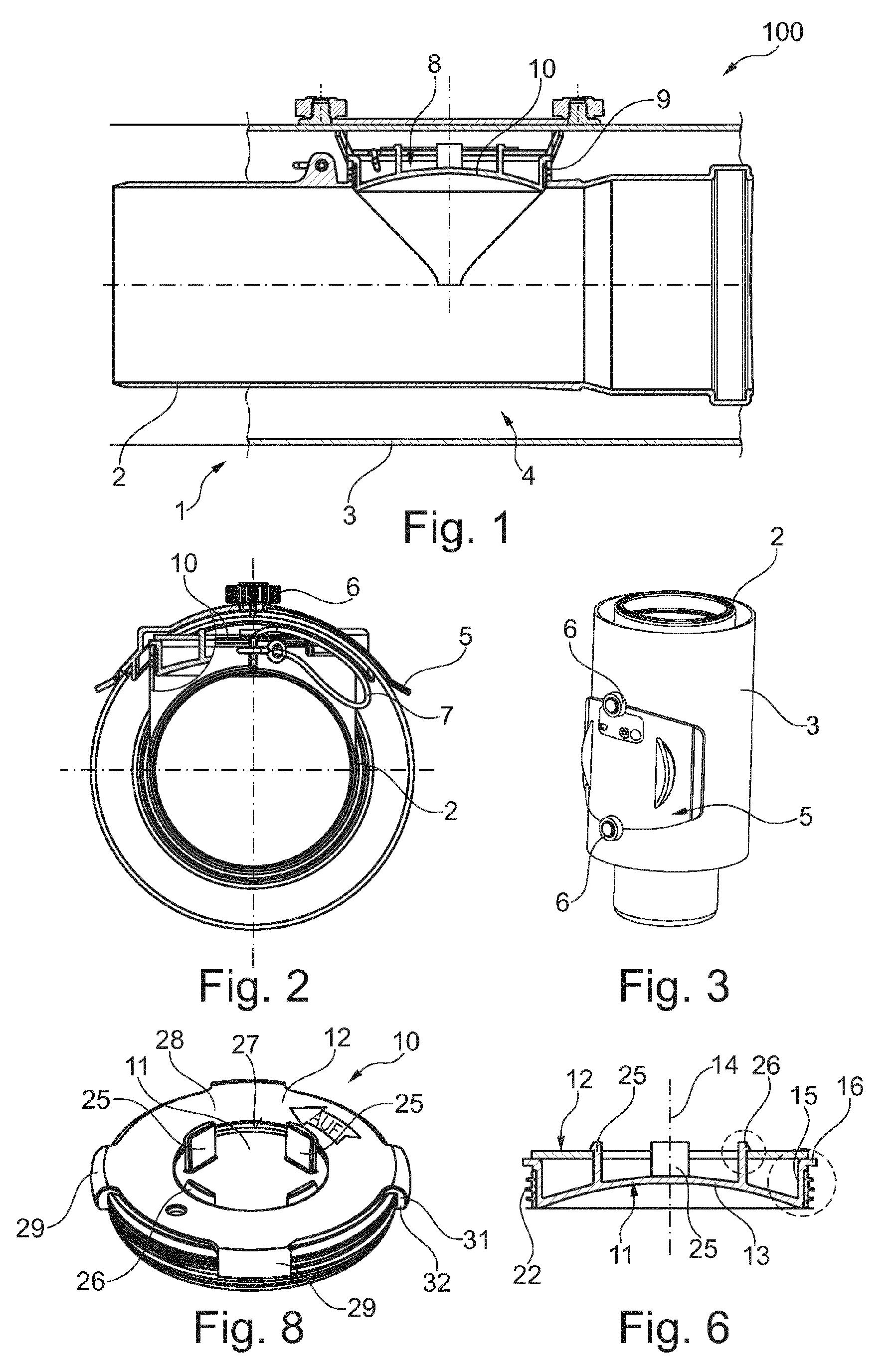 patent ep2581637a2 verschlussdeckel zum verschlie en einer kontroll ffnung an einem kunststoff. Black Bedroom Furniture Sets. Home Design Ideas