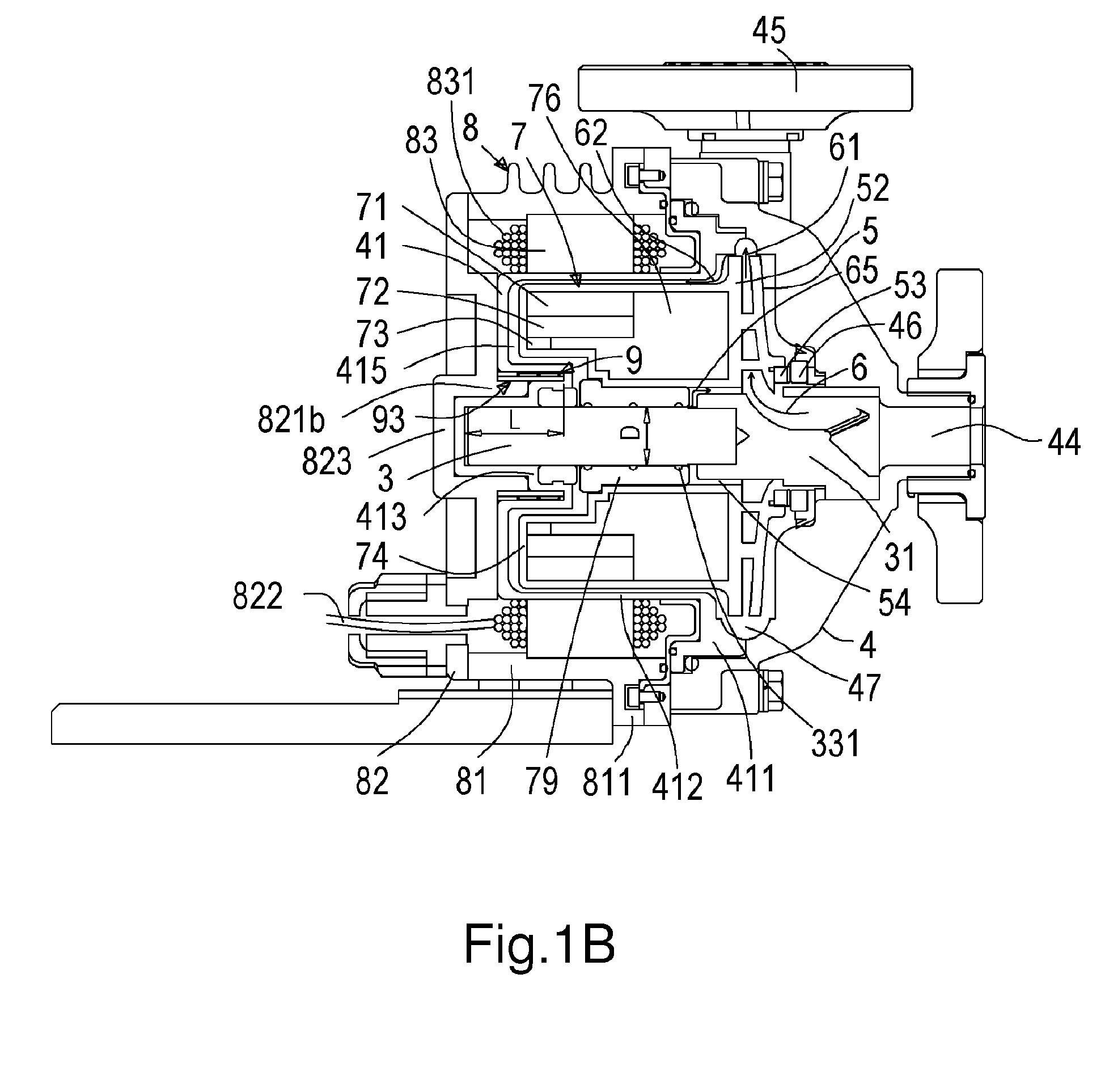 imgf0002 patent us5955880 sealless pump rotor position and bearing teikoku teikoku pump wiring diagram at downloadfilm.co