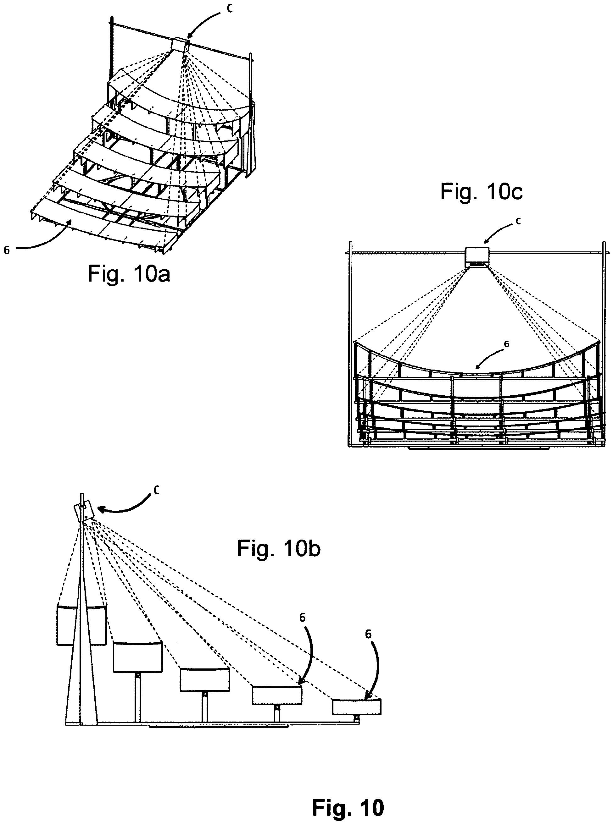Patent ep2620987a1 quipments et syst mes de for Miroir solaire parabolique