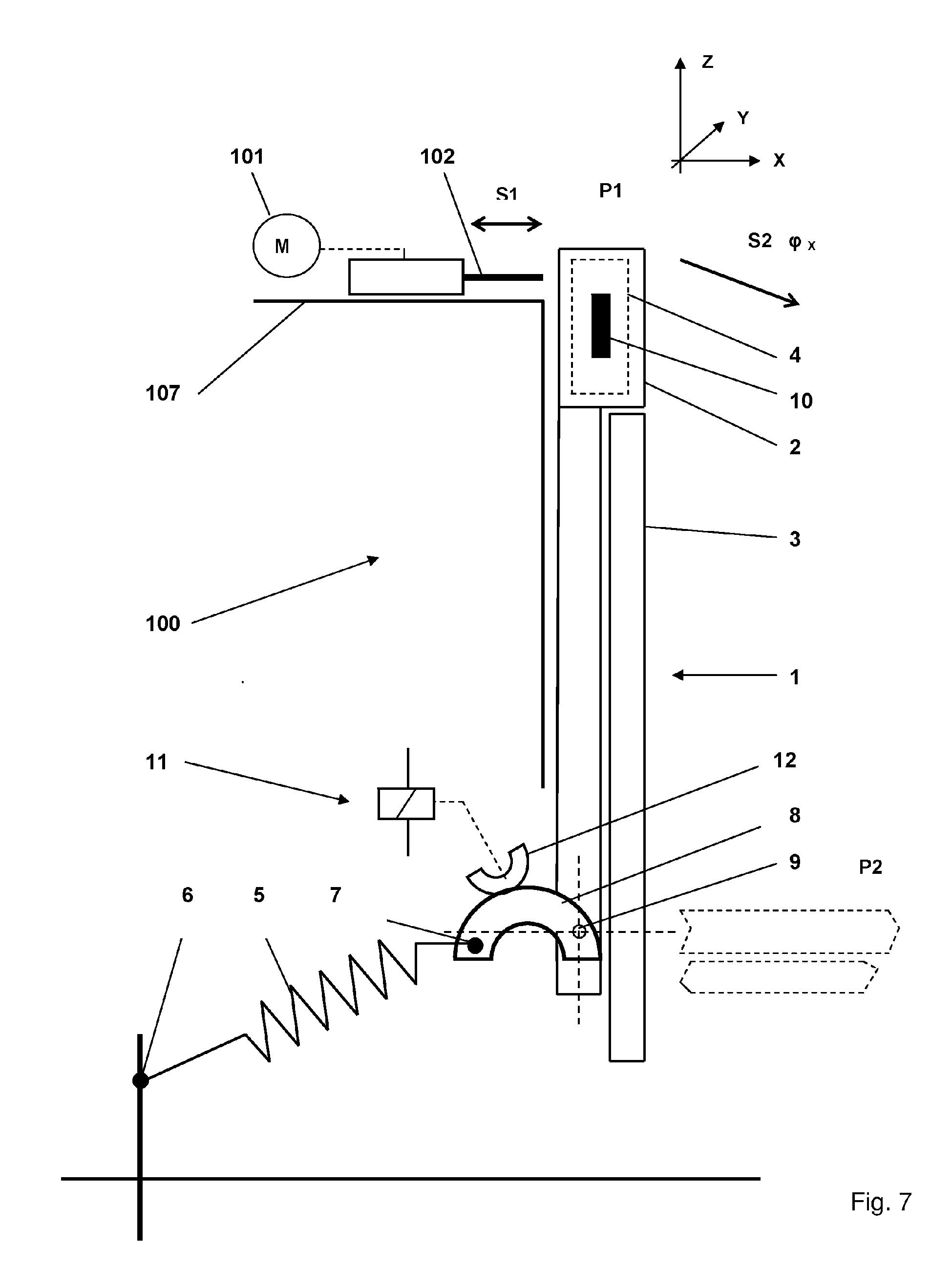 patent ep2636355a1 haushaltger t mit t r google patents. Black Bedroom Furniture Sets. Home Design Ideas