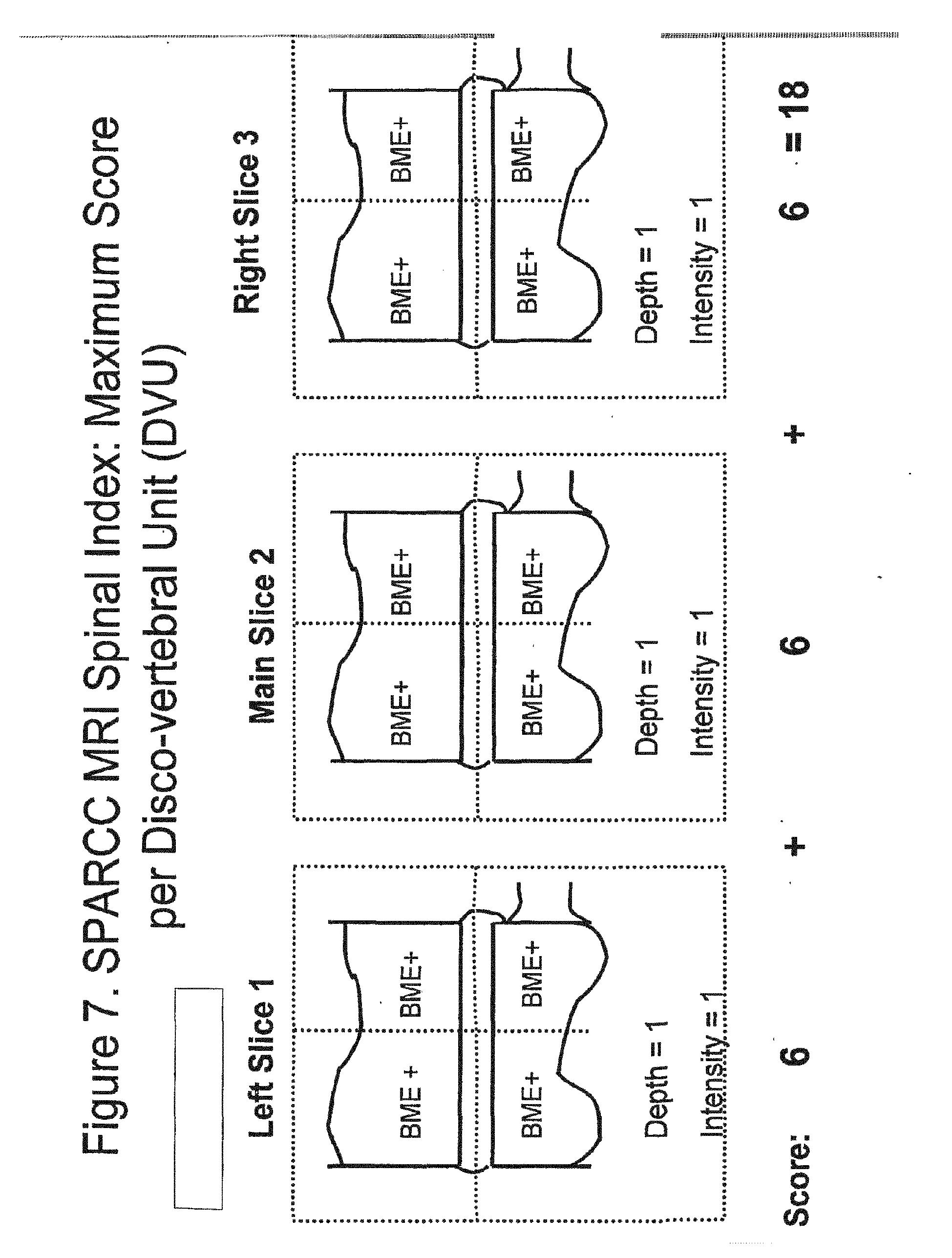 patent ep2708242a2 utilisations et compositions pour le traitement de la spondylarthrite. Black Bedroom Furniture Sets. Home Design Ideas