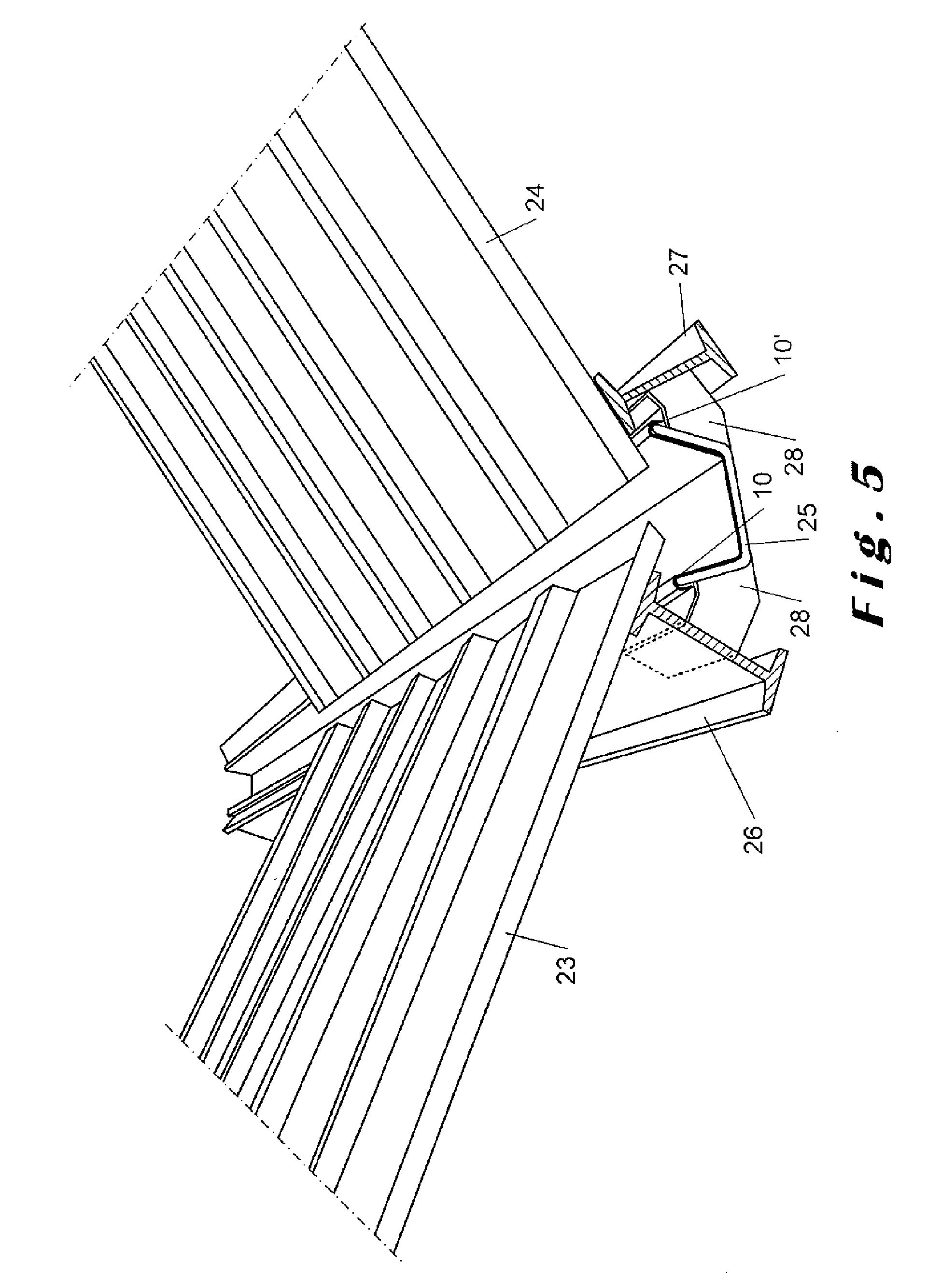 patent ep2722458a1 ch neau pour toiture google patents. Black Bedroom Furniture Sets. Home Design Ideas