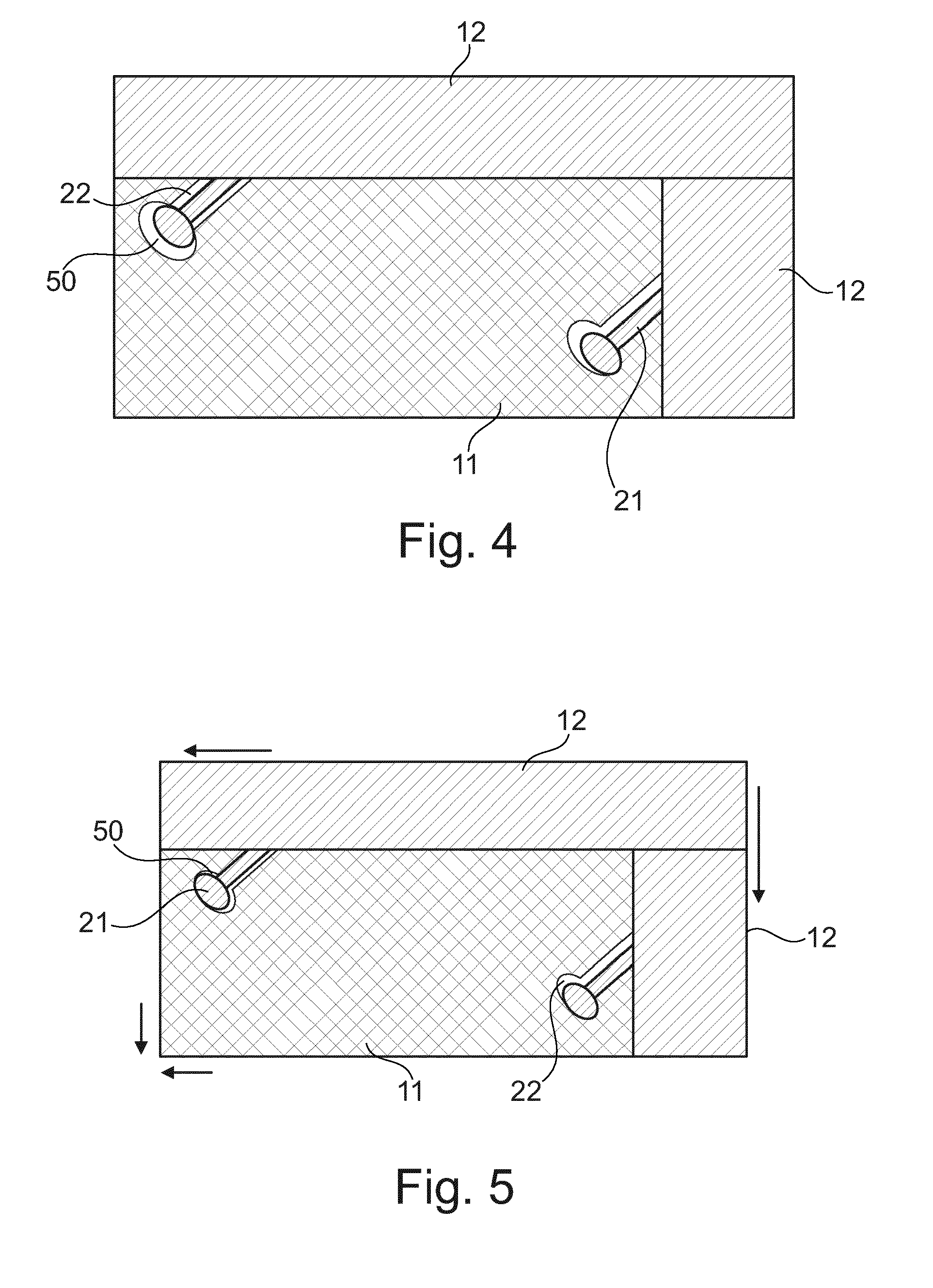 Patent EP A1 Gas turbine thermal shroud with improved
