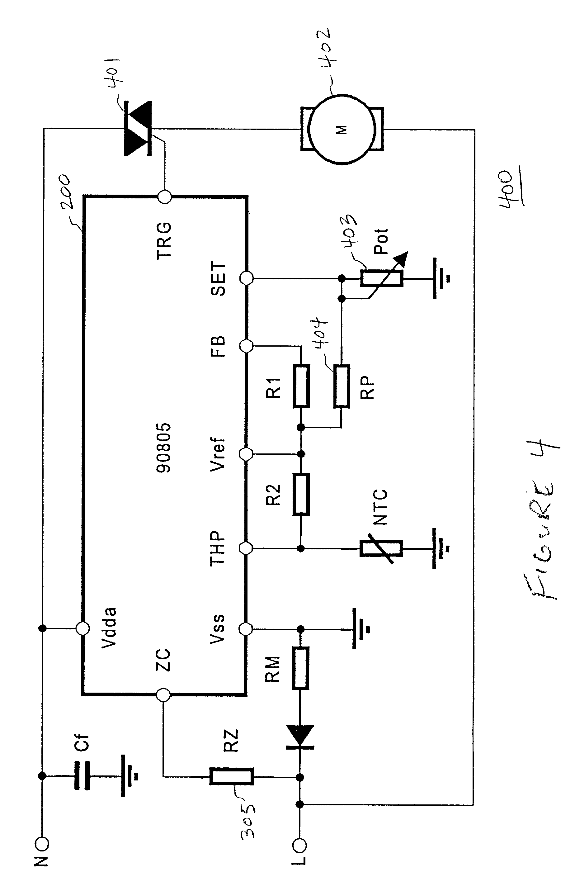 Images Of Top Triac Circuit Design Calto Basic Triacscr Projects Circuits Tutorial Patent Us20010028239 Controller Having Soft Start