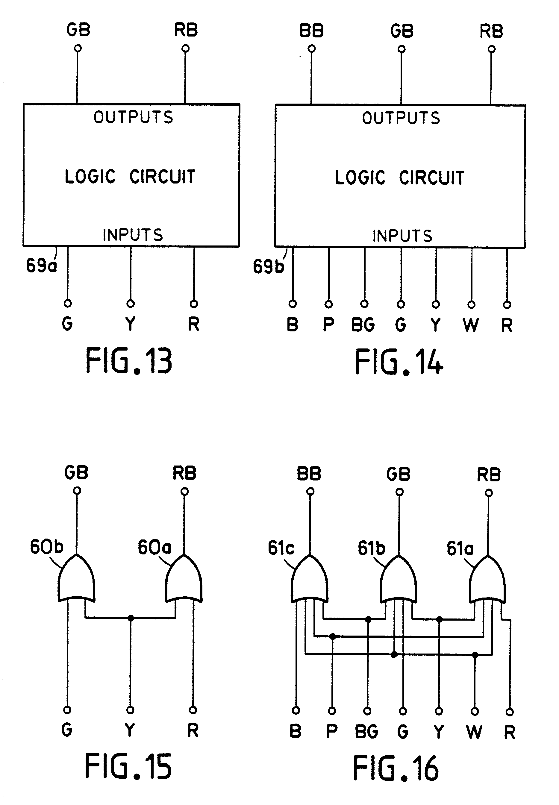 Patent Us20020003511 Dual Variable Color Display Device Google Circuit With Lightemitting Diode Free Electronic Circuits 8085 Drawing