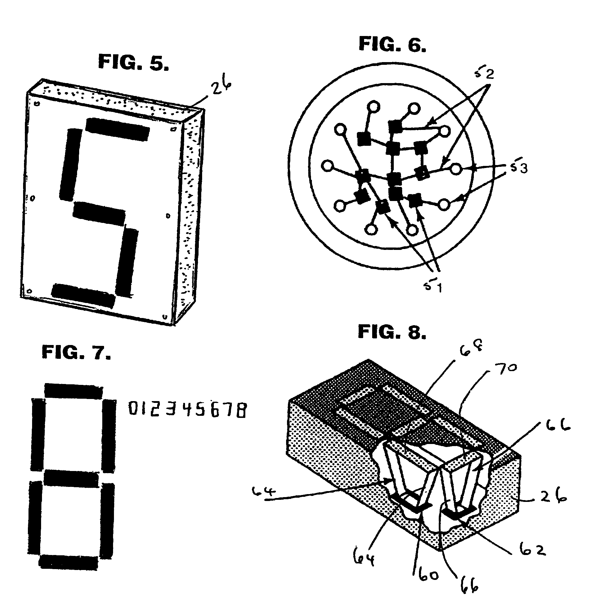 patent us20020005790 - green light  traffic signal  countdown device