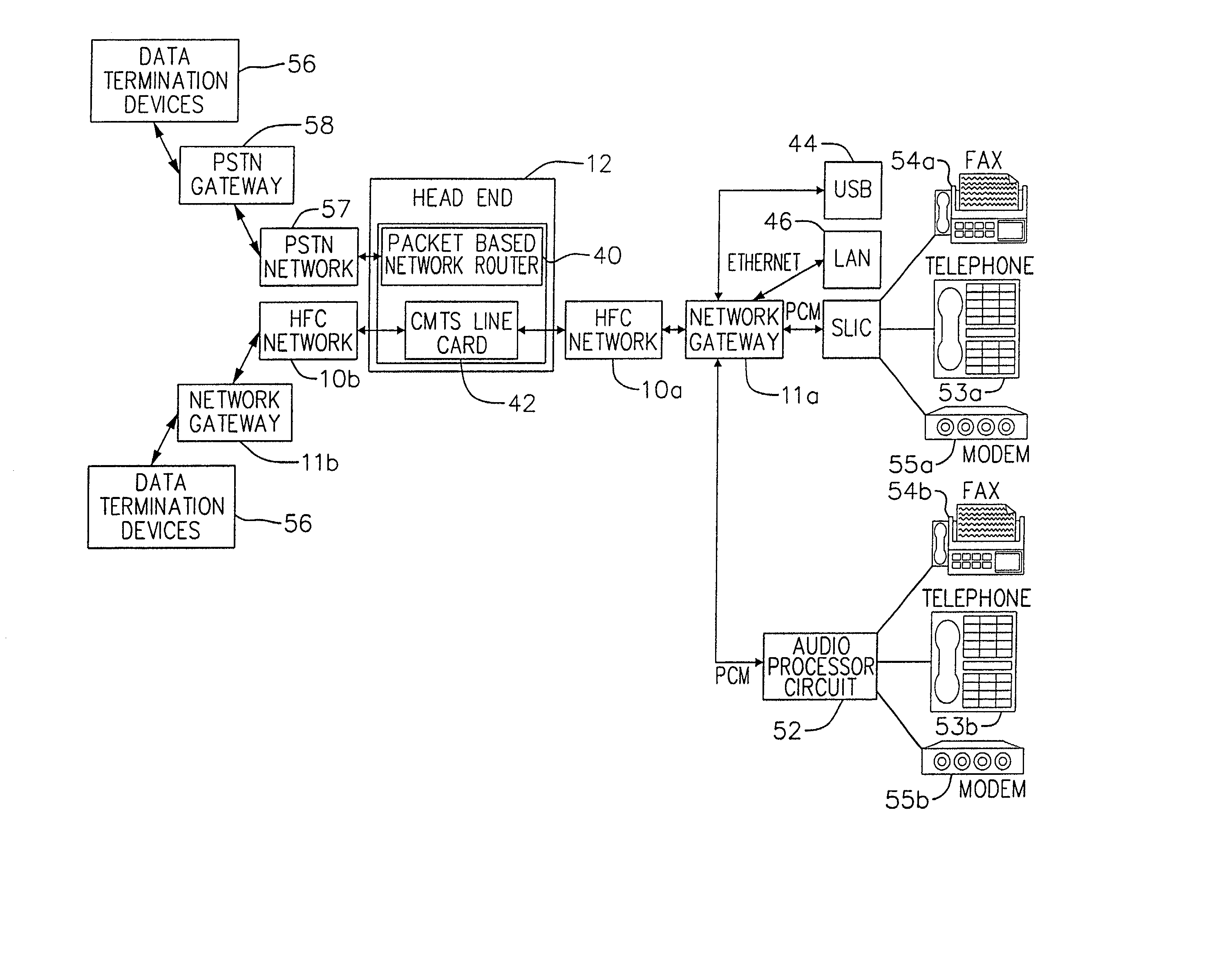 US20020061012A1 20020523 D00000 patent us20020061012 cable modem with voice processing,Wiring Diagram For Time Warner Cable Phone Inter