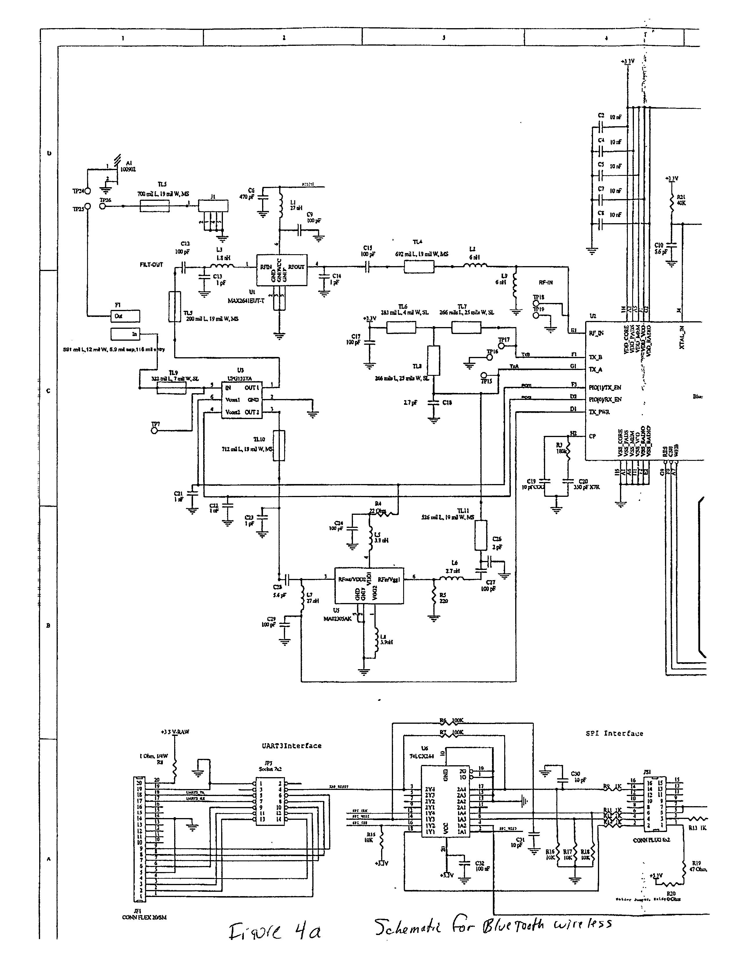 电路 电路图 电子 原理图 2577_3284 竖版 竖屏