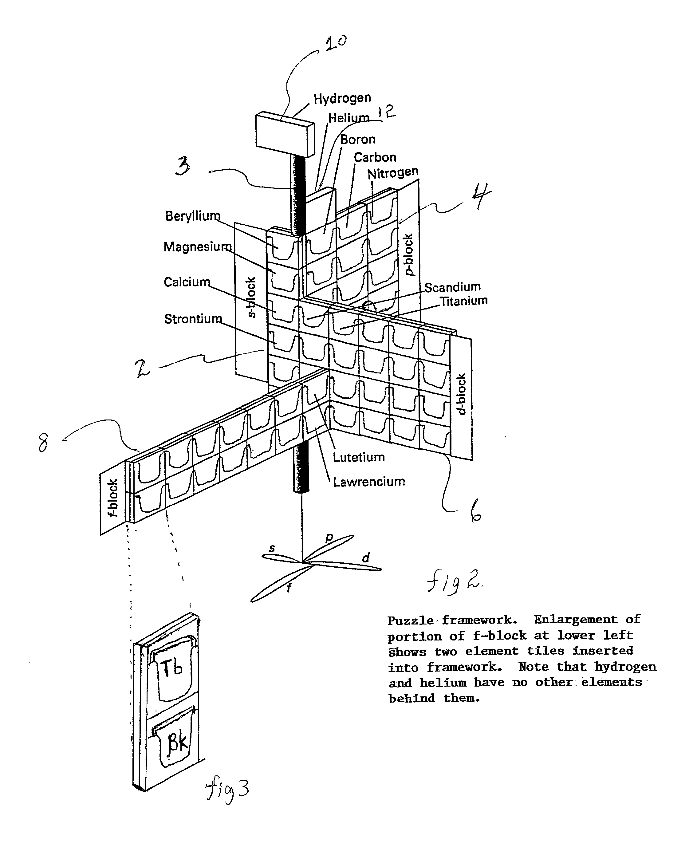 Patent us20020072045 vexing vanes chemistry puzzle and teaching patent drawing gamestrikefo Images