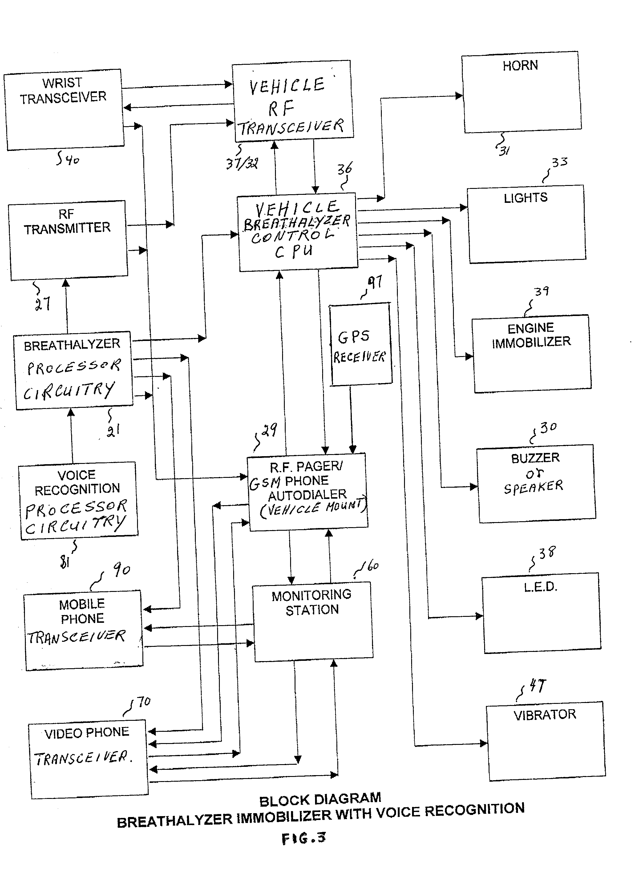 Patent us20020084130 breathalyzer with voice recognition patent drawing hexwebz Image collections