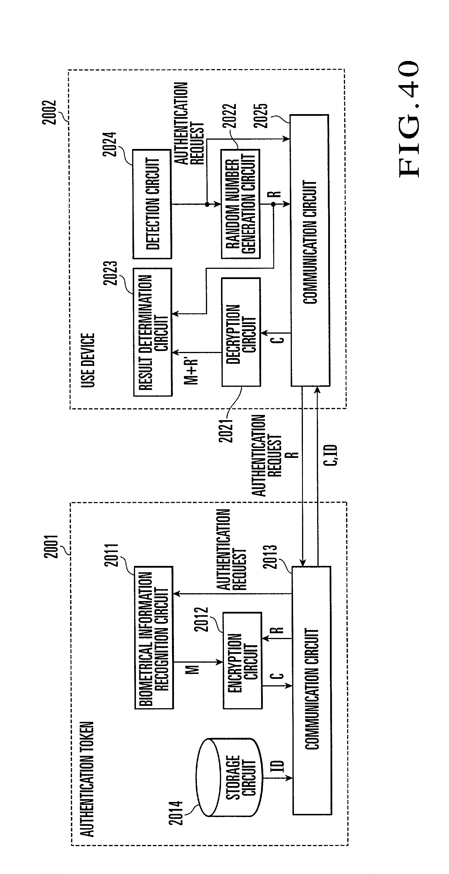 Patent Us20020095588 Authentication Token And Nippon Central Locking Wiring Diagram Drawing