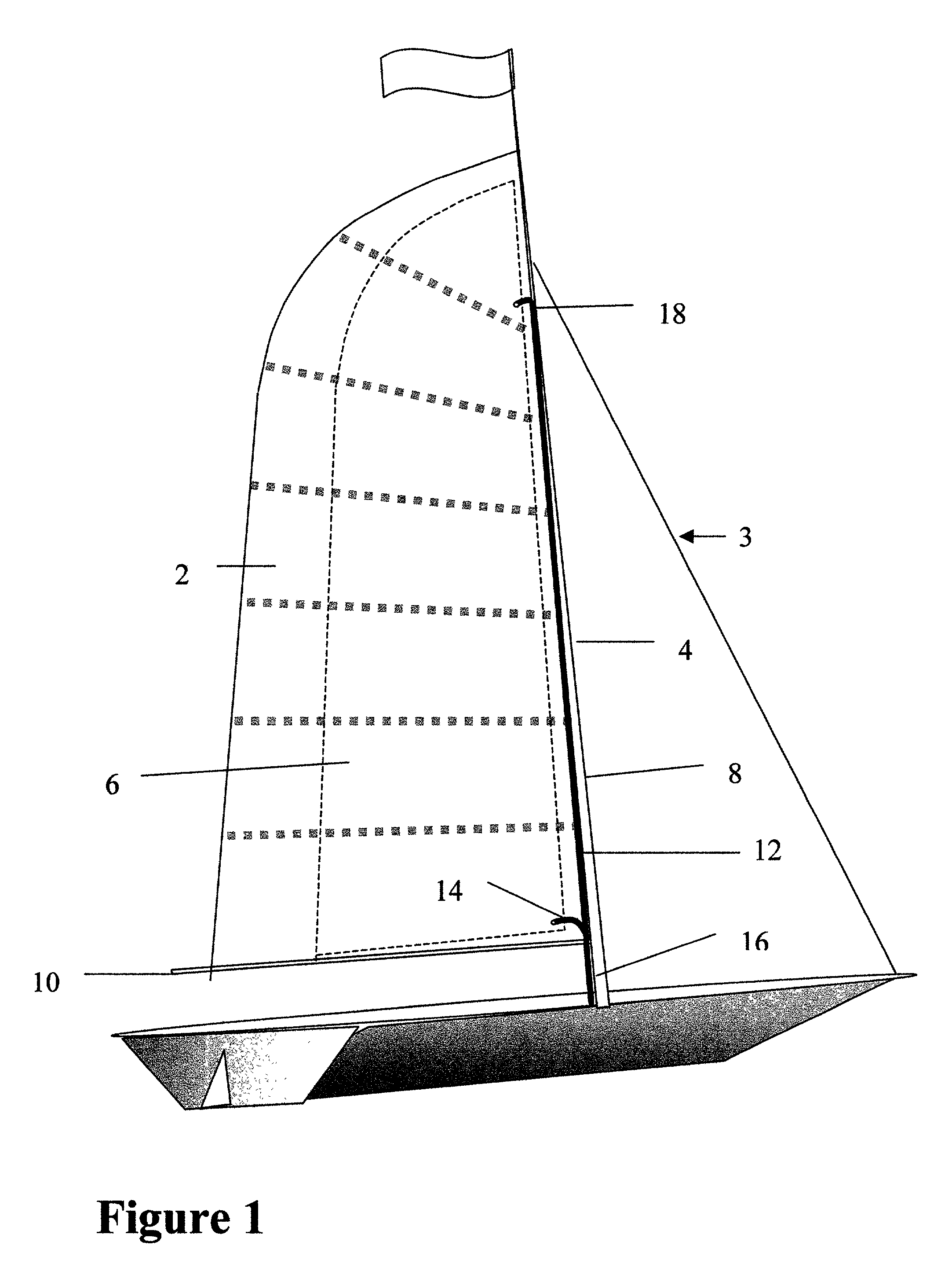 patent us20020100406 chambered structure for wing sail google