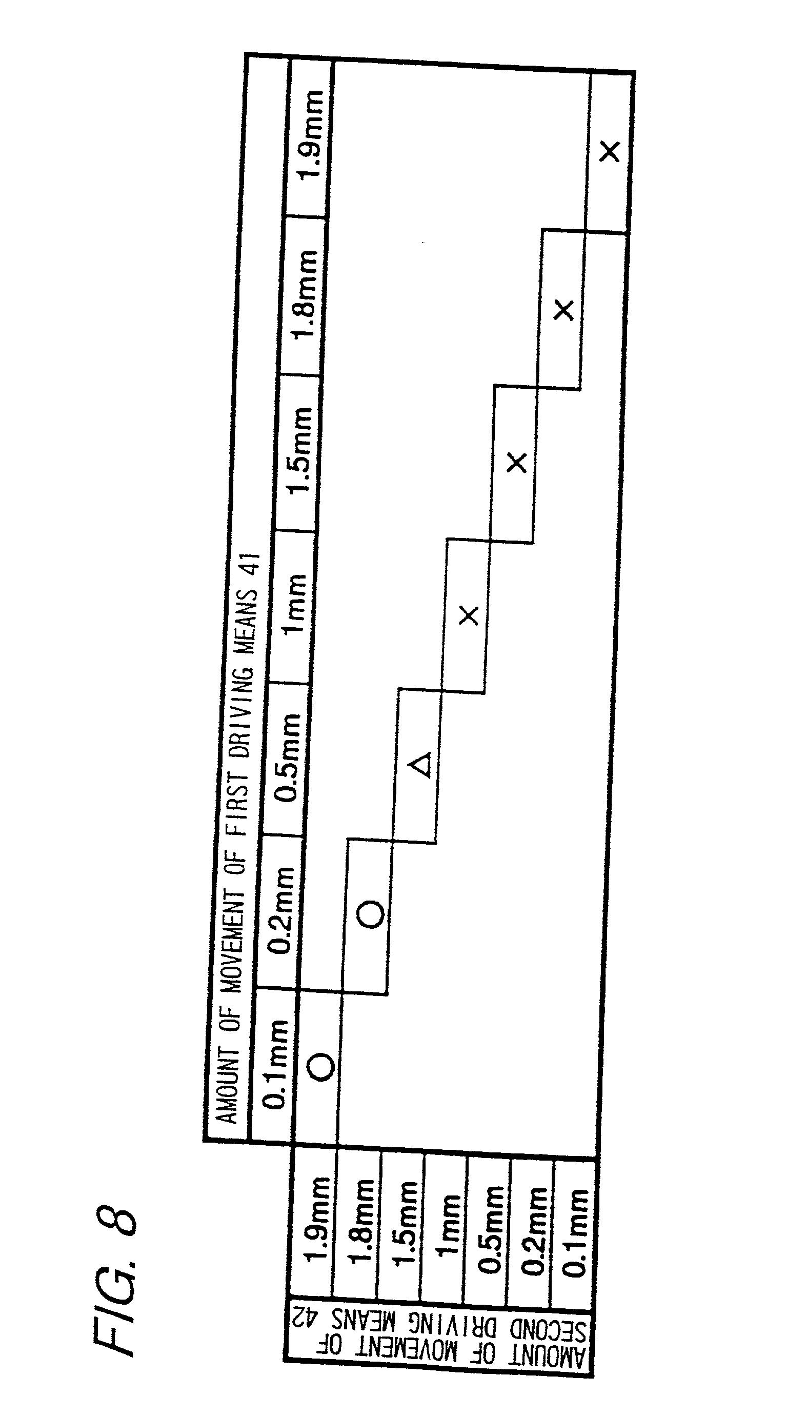 optical pickup apparatus
