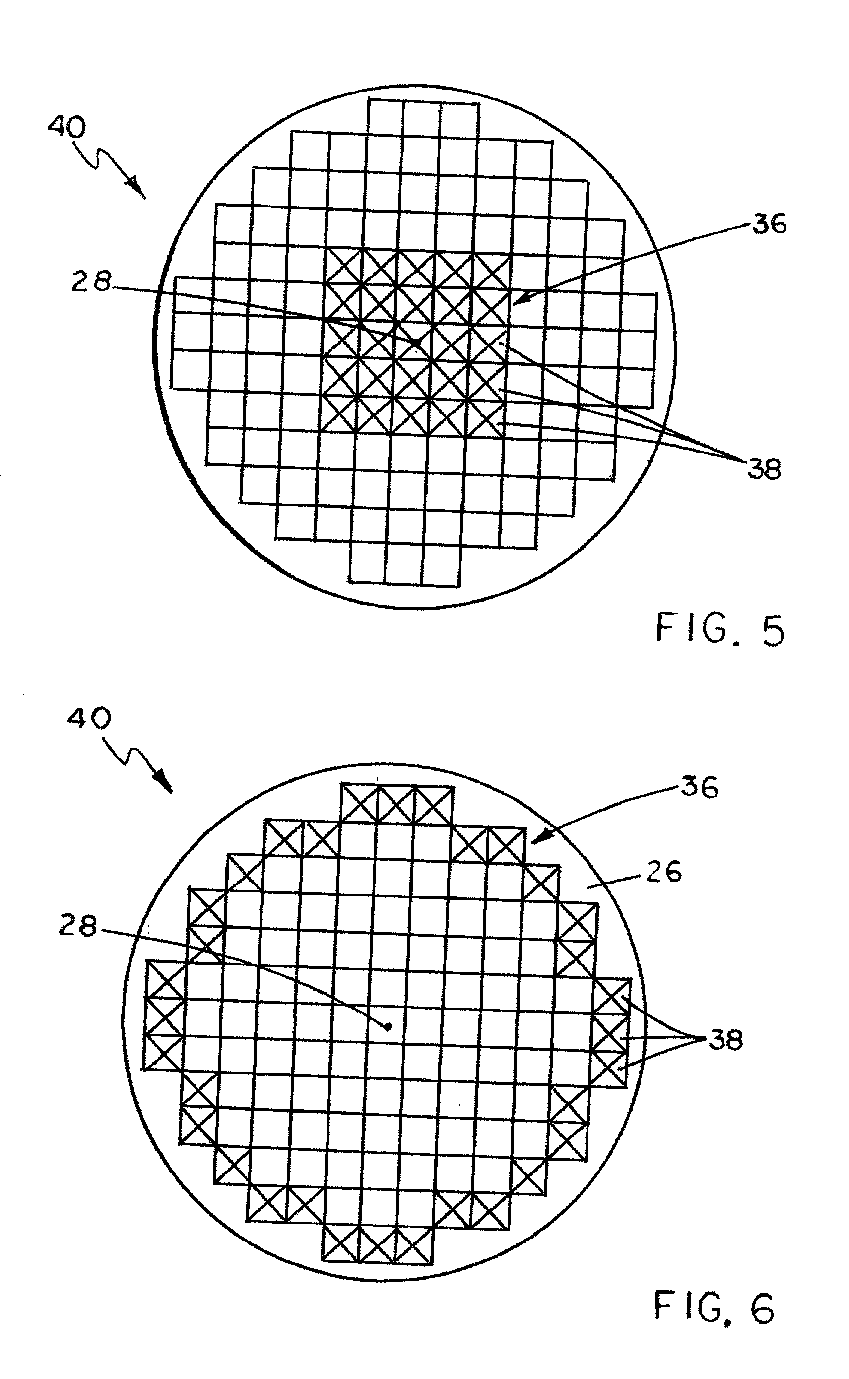 patent us20020121915 - automated pattern clustering detection for wafer probe maps