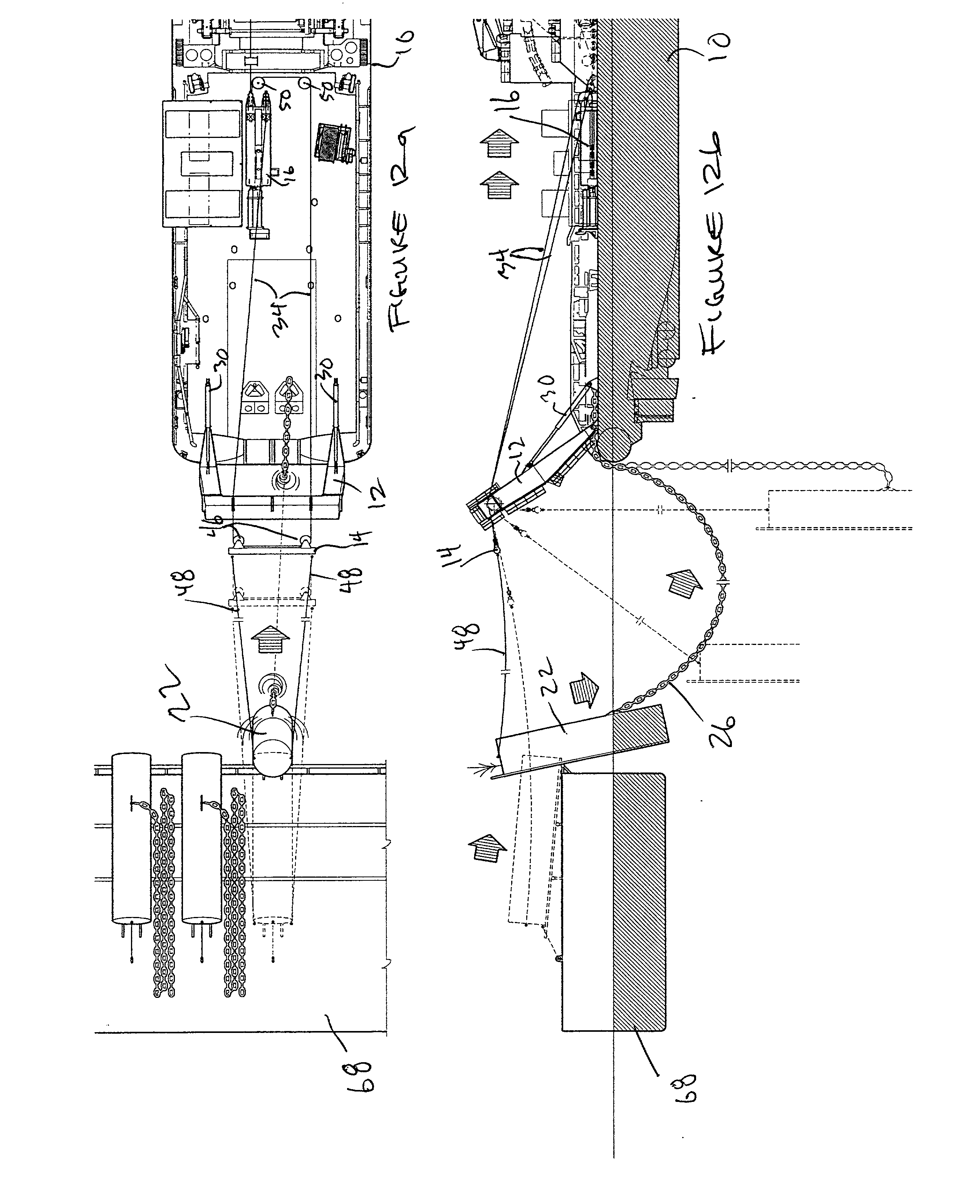 Apparatus And Method For Installing Cable : Patent us  apparatus for and method of