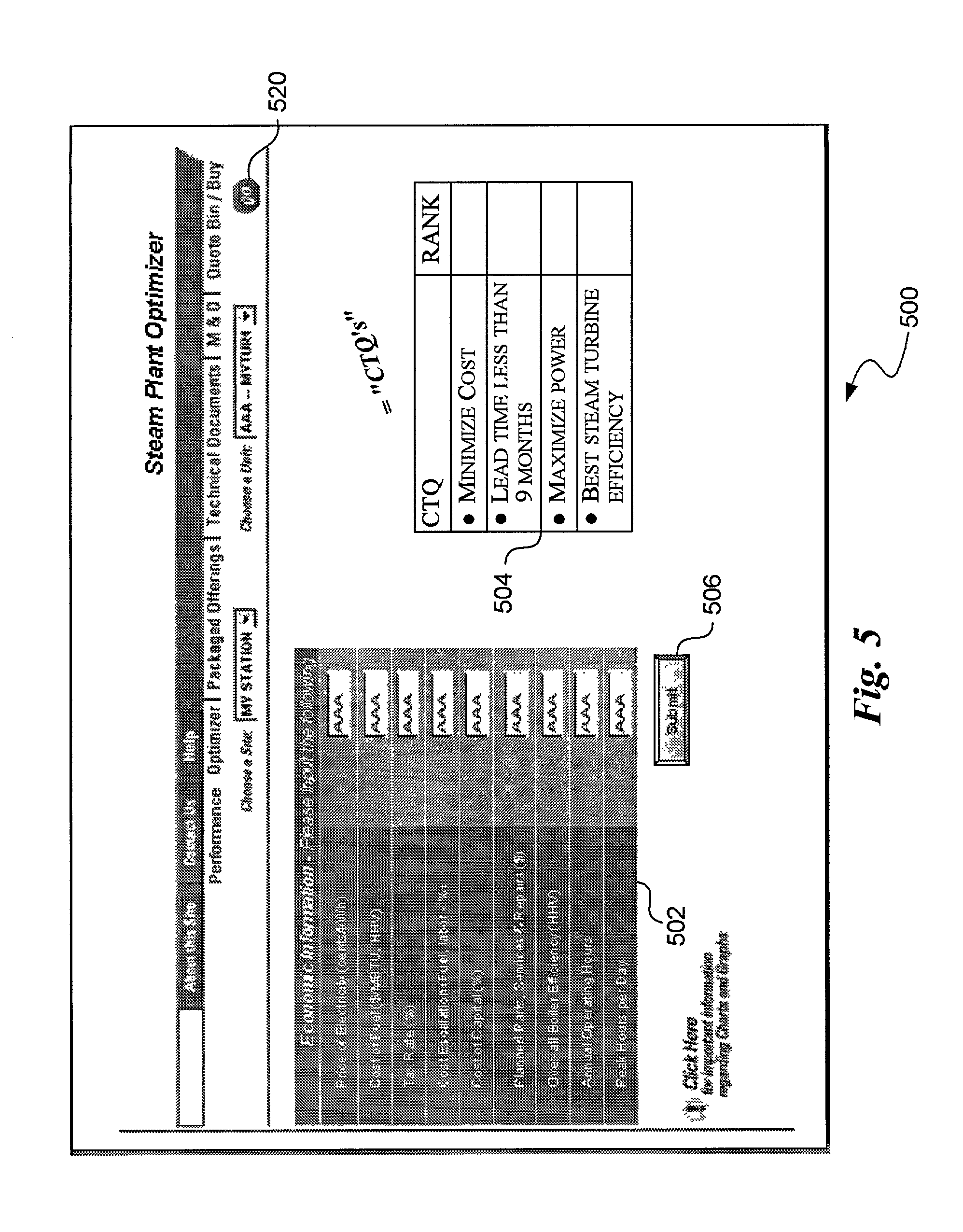 Patent US Presentation system for presenting