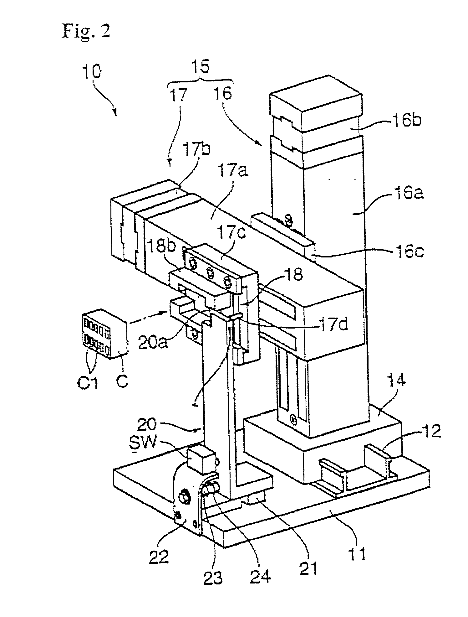 patent us20020174537 terminal insertion guide apparatus Electrical Connectors patent drawing