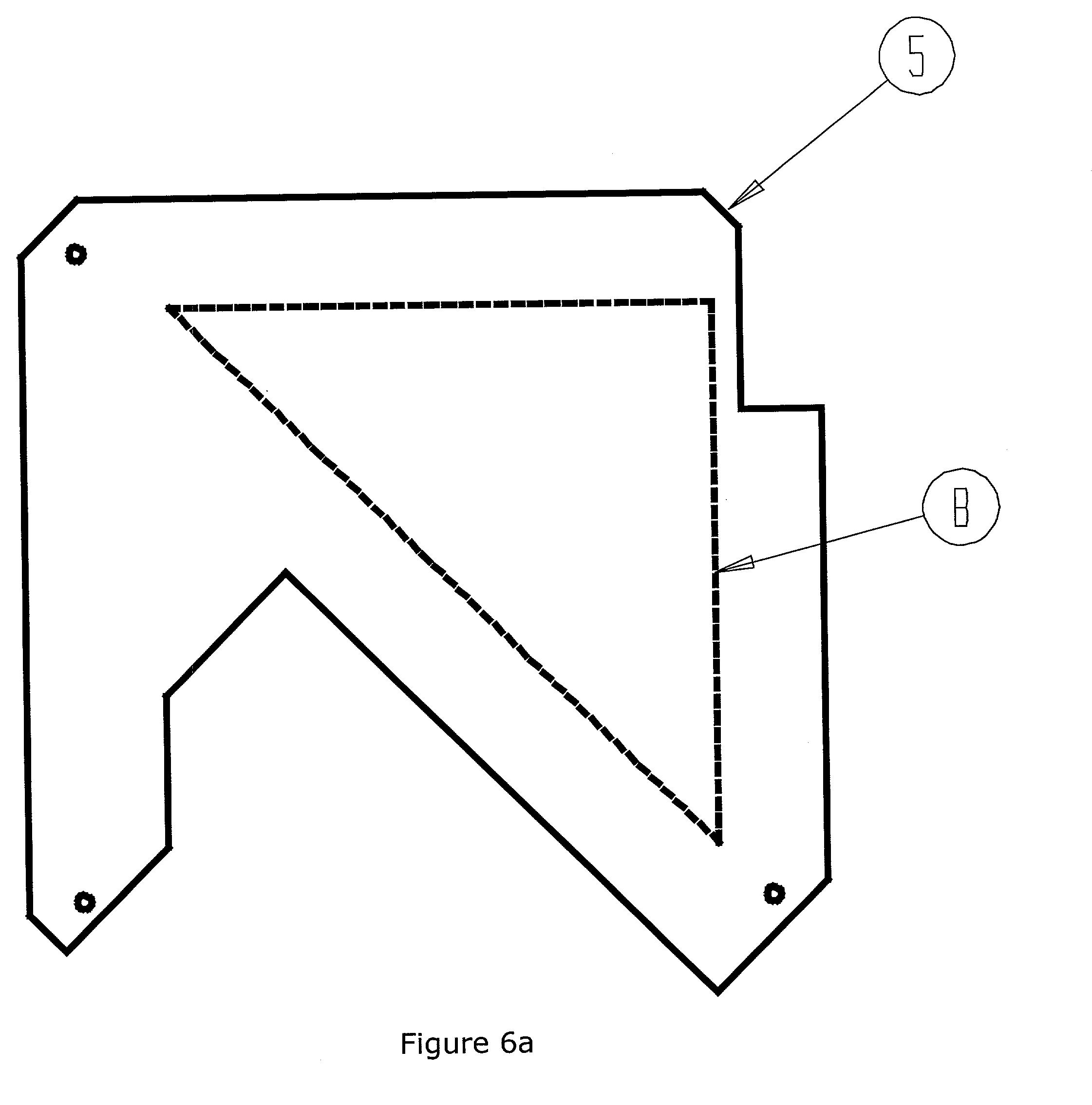 patent us20020181232 - led symbol signal