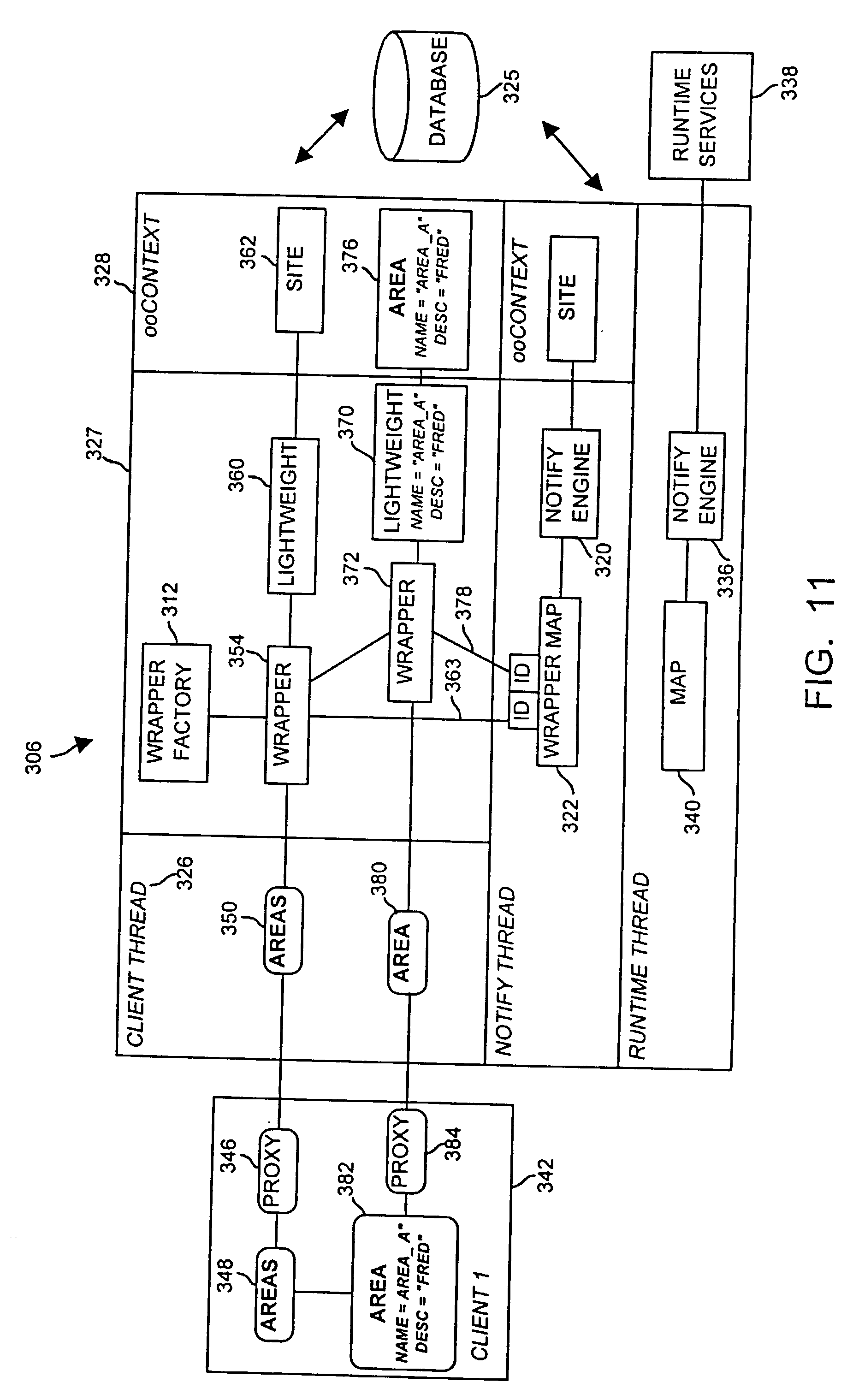 Patent us20030004952 accessing and updating a for Distributed configuration