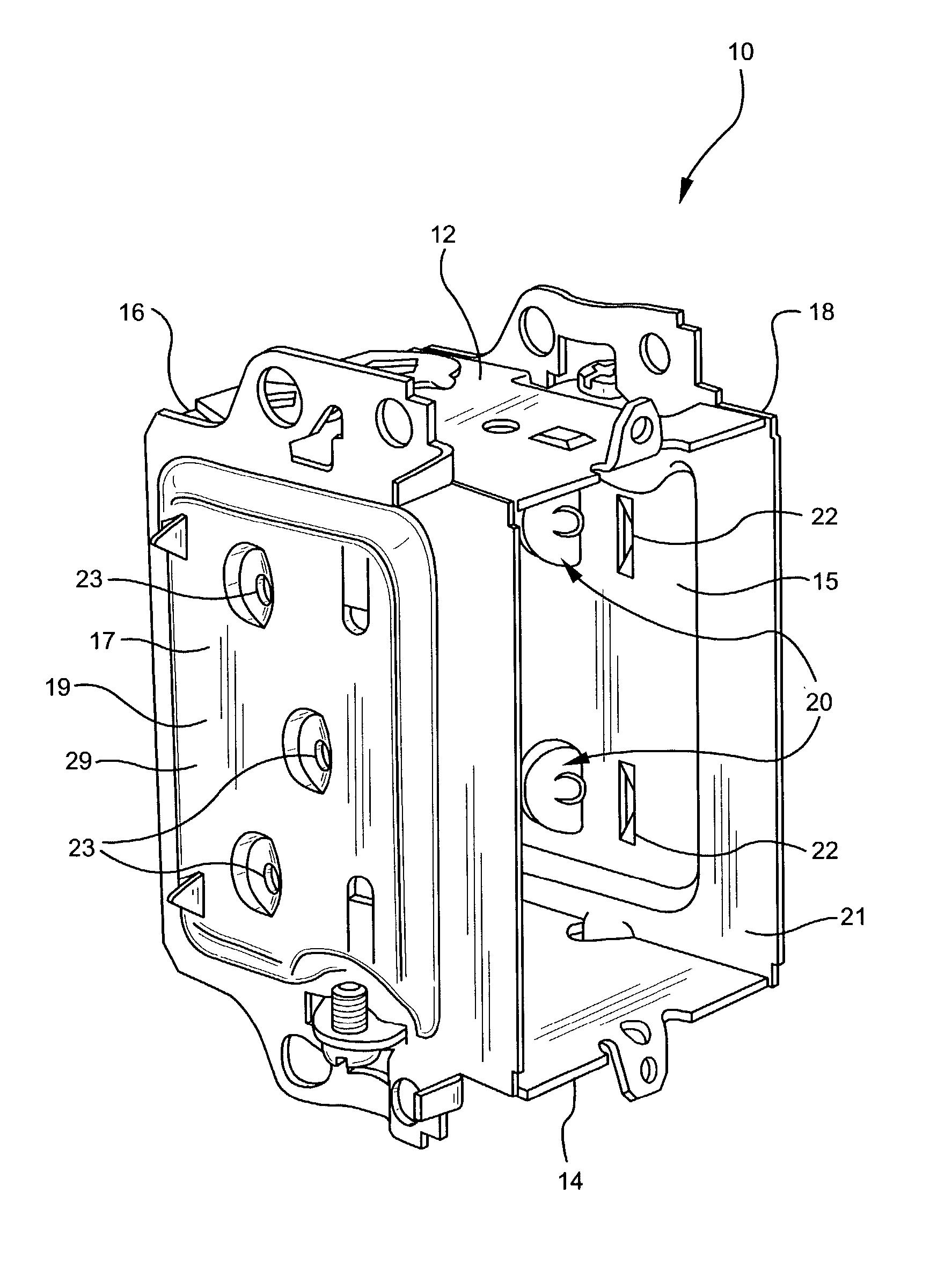 flush junction box covers  flush  free engine image for