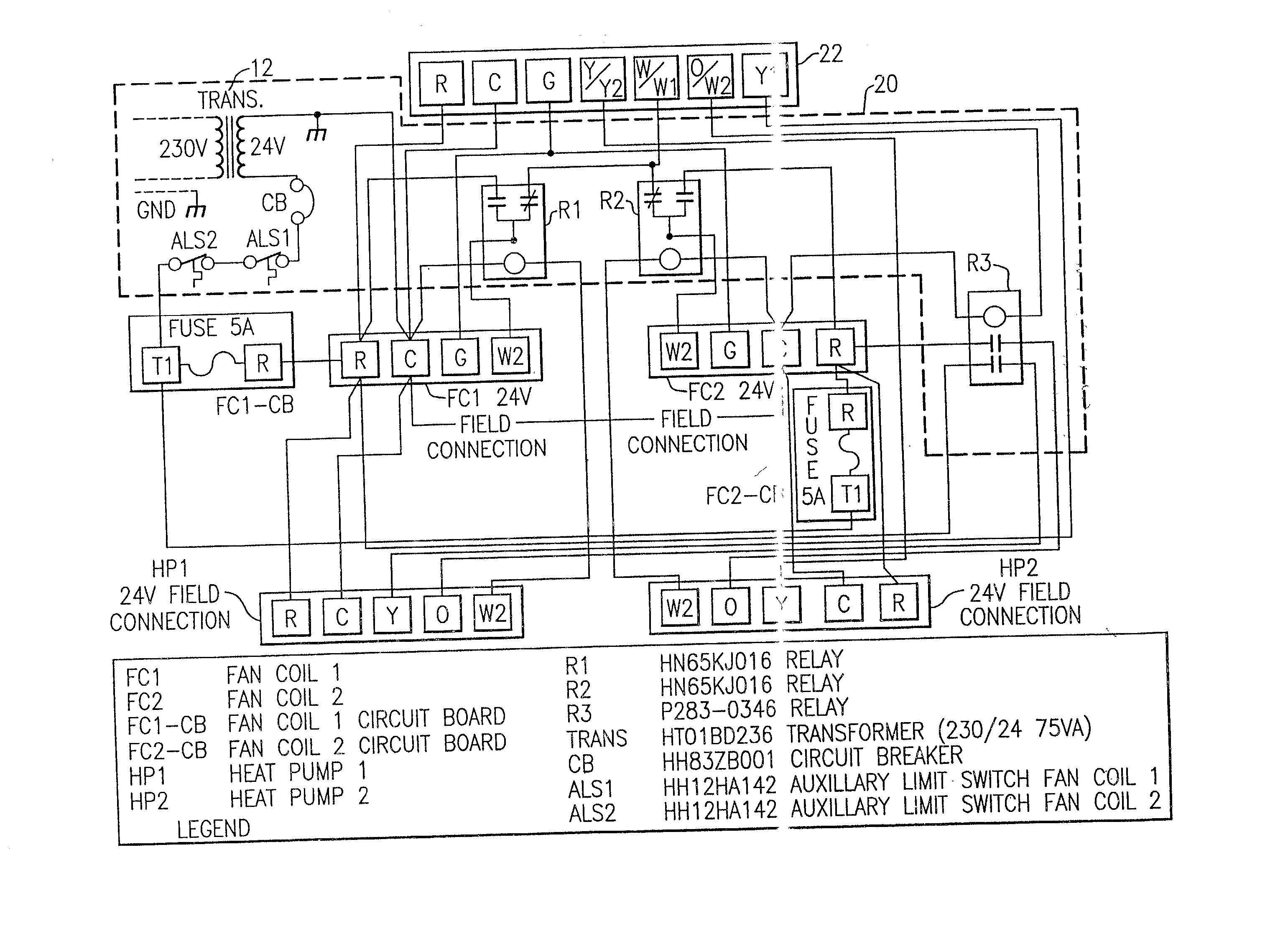 patent us20030041605 twinning interface control box kit for patent drawing