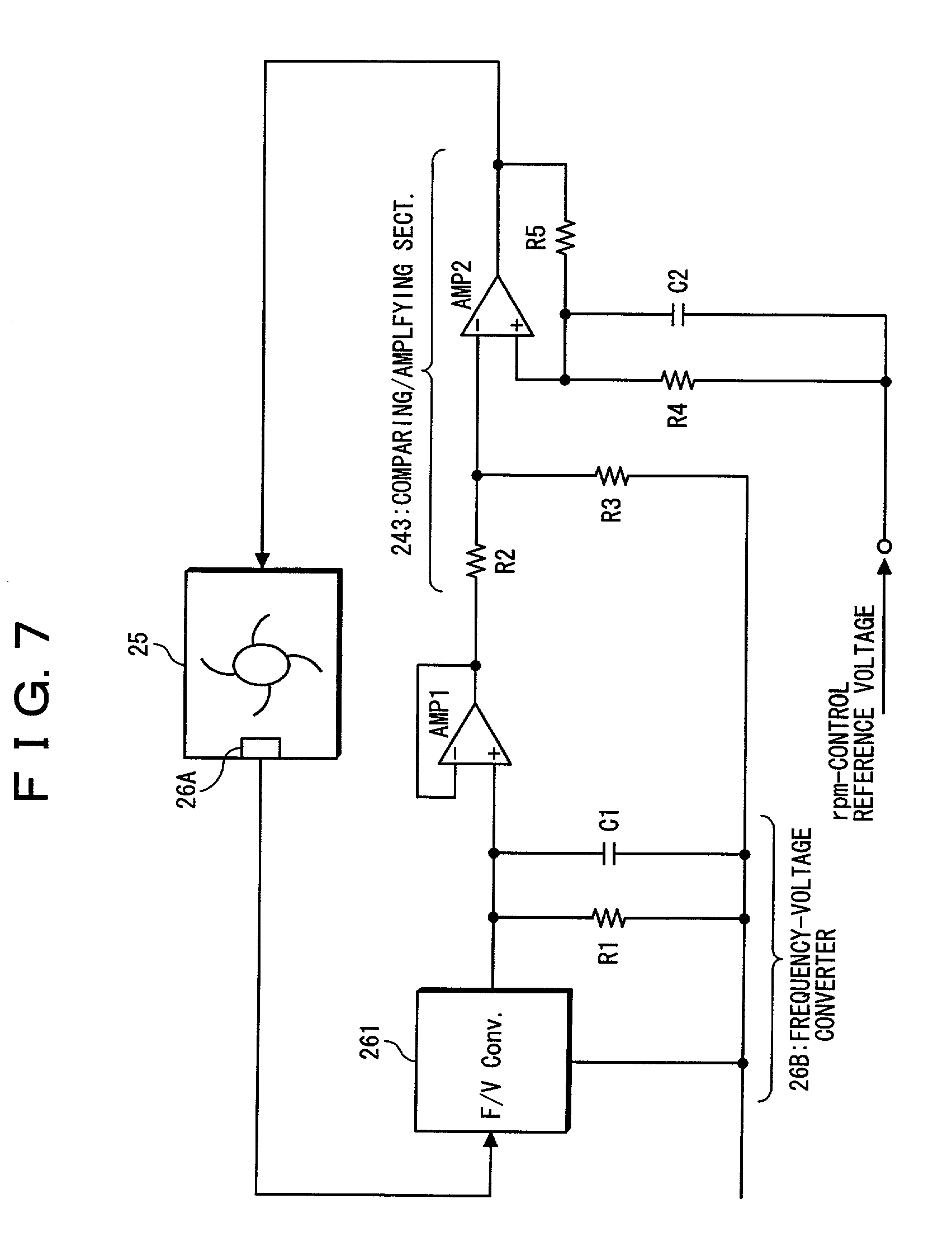 Patent Us20030053913 Multifan Equipped Apparatus And Method Of F To V Converter Circuit Diagram Drawing