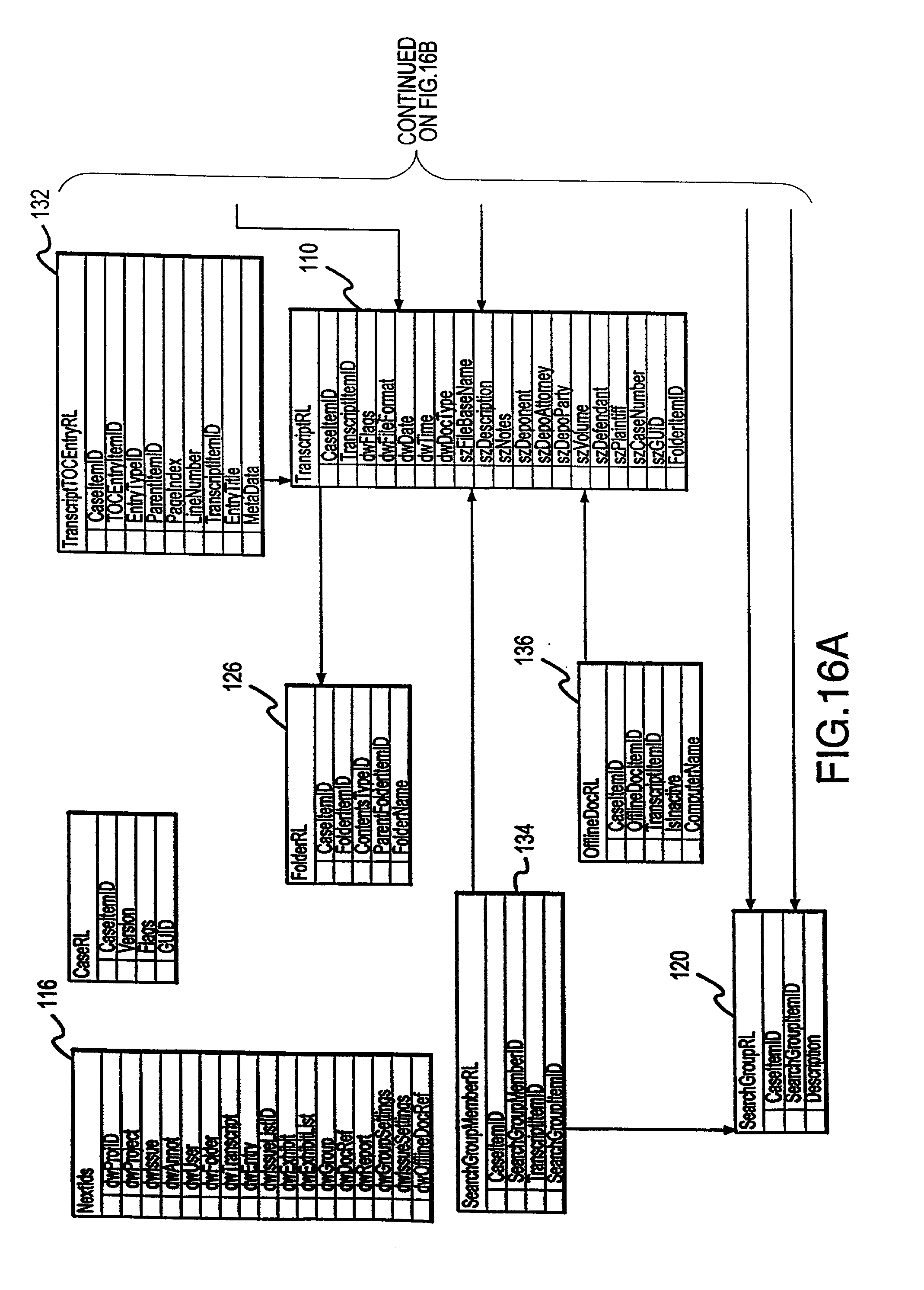 Patent Us20030055828 Methods For Synchronizing On Line And Off Database As A First Testi Come Up With The Following Circuit Drawing