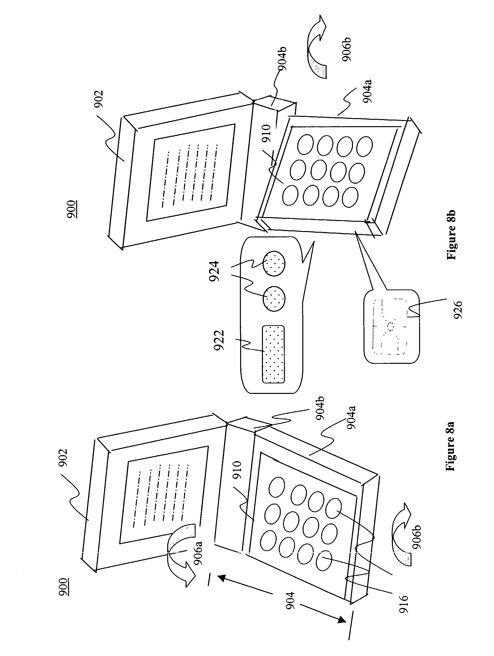 patent us20030064689  o ports to mobile device