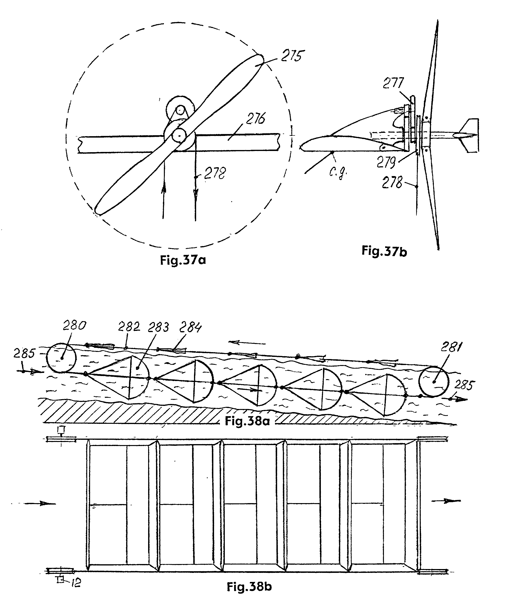 Patent US20030066934 - Method of utilization a flow energy and ...