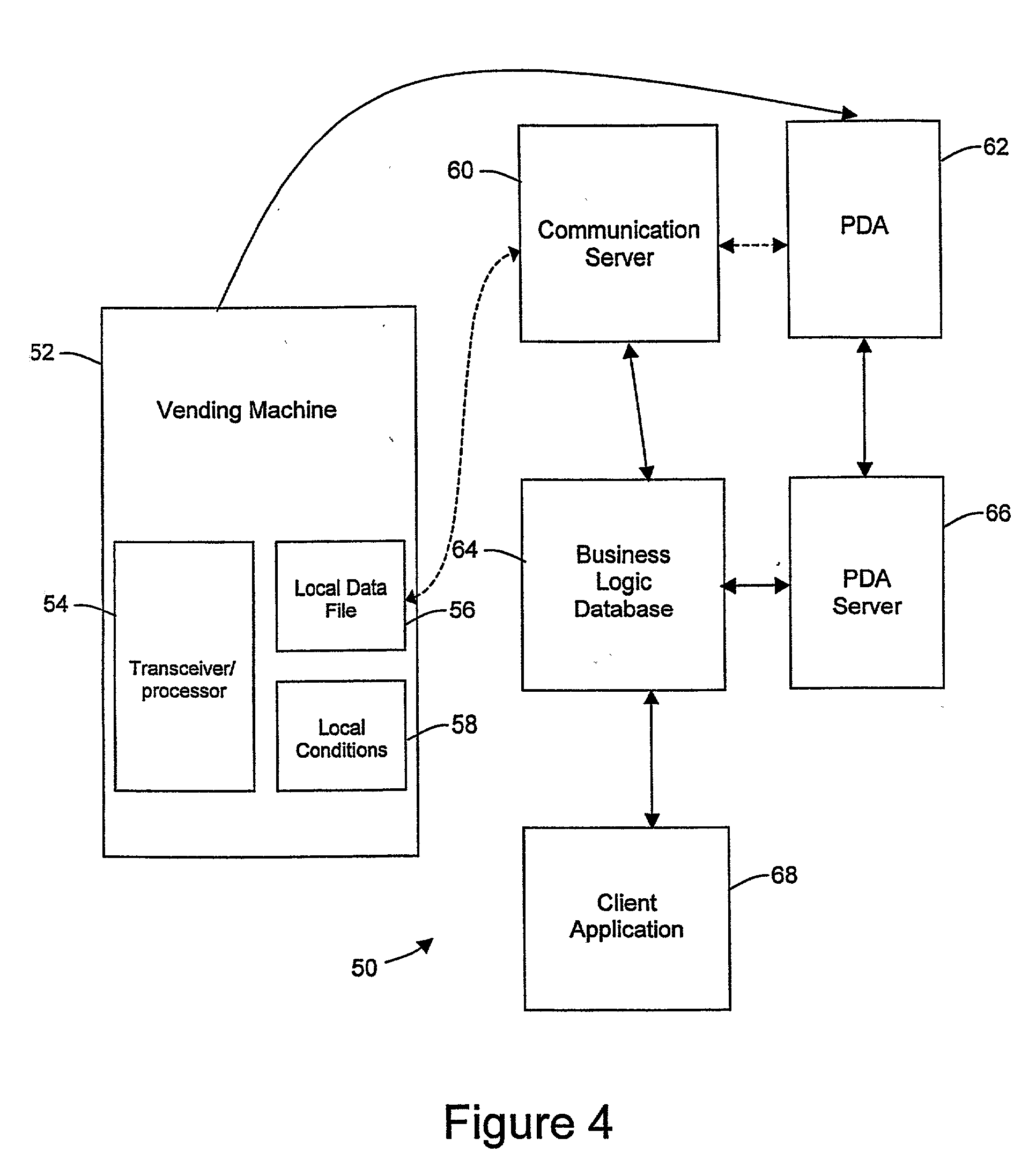 US20030074106A1 20030417 D00004 vending machine diagram vending machine parts \u2022 wiring diagram  at gsmx.co