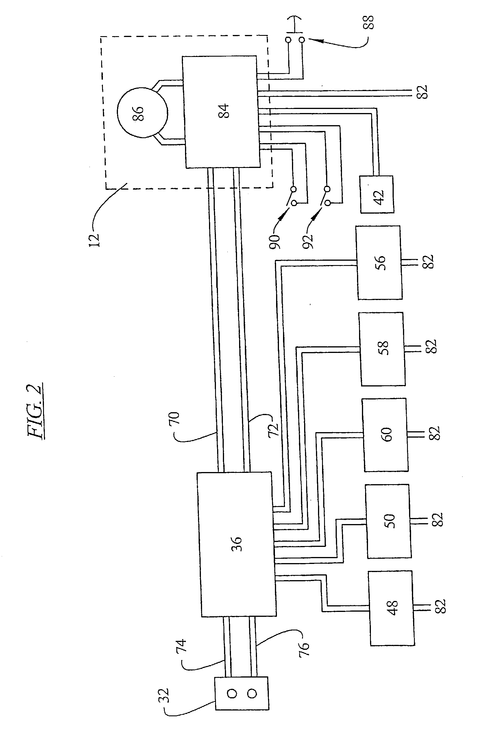 Patent Us20030102836 Safety Garage Door Retrofit System