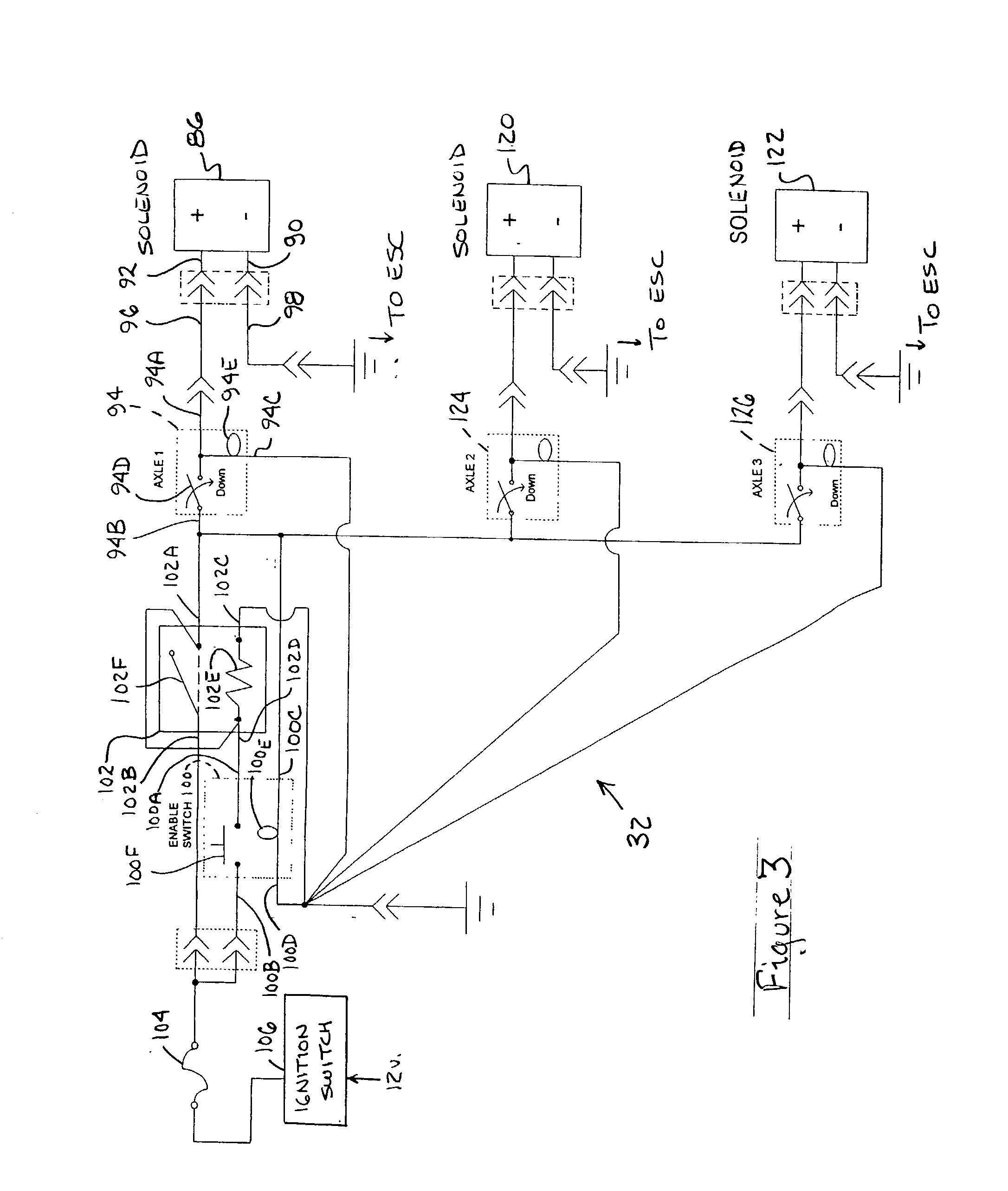 lift axle plumbing diagram wiring diagrams