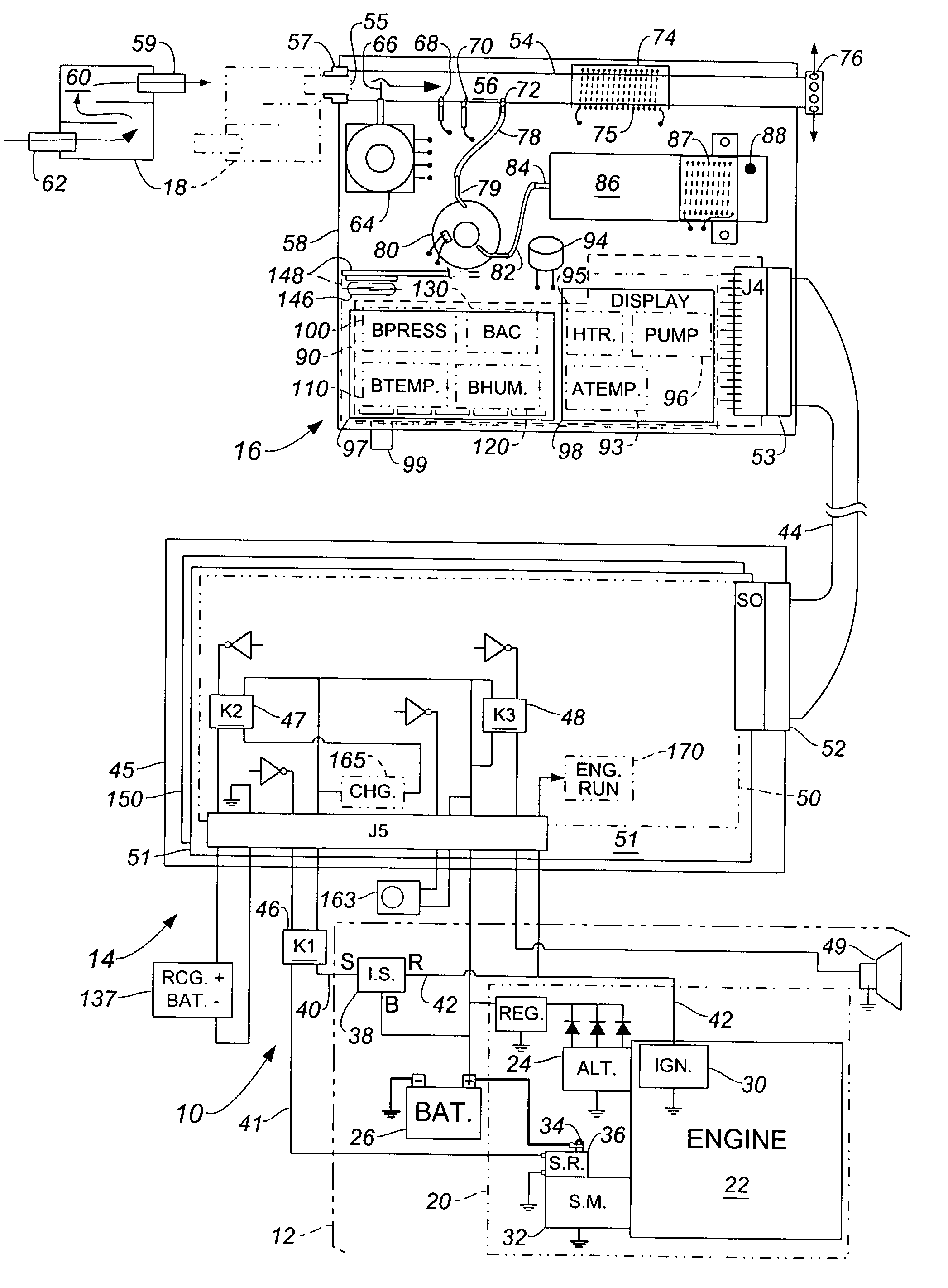 US20030183437A1 20031002 D00000 patent us20030183437 breath measurement instrument and breath smart start interlock wiring diagram at gsmx.co