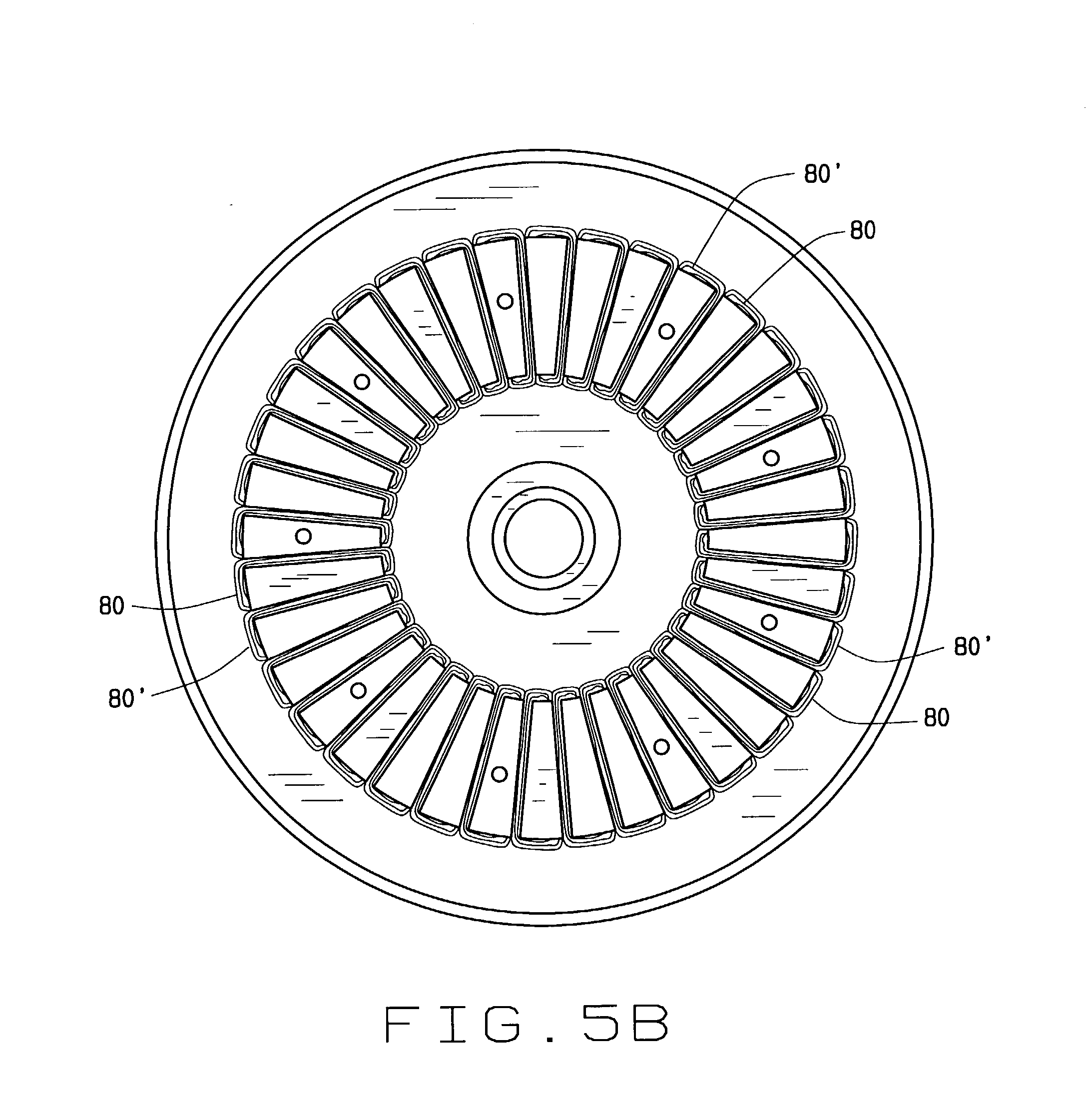 Patent Us20030189388 Axial Flux Motor Assembly Google