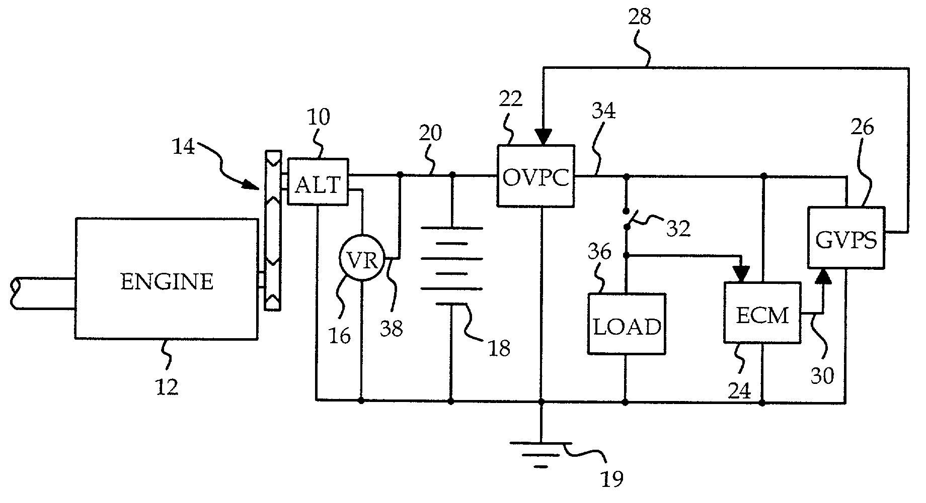 Patent Us20030222499 Series Pass Over Voltage Protection Circuit Overvoltage Protected Compressor Control Drawing
