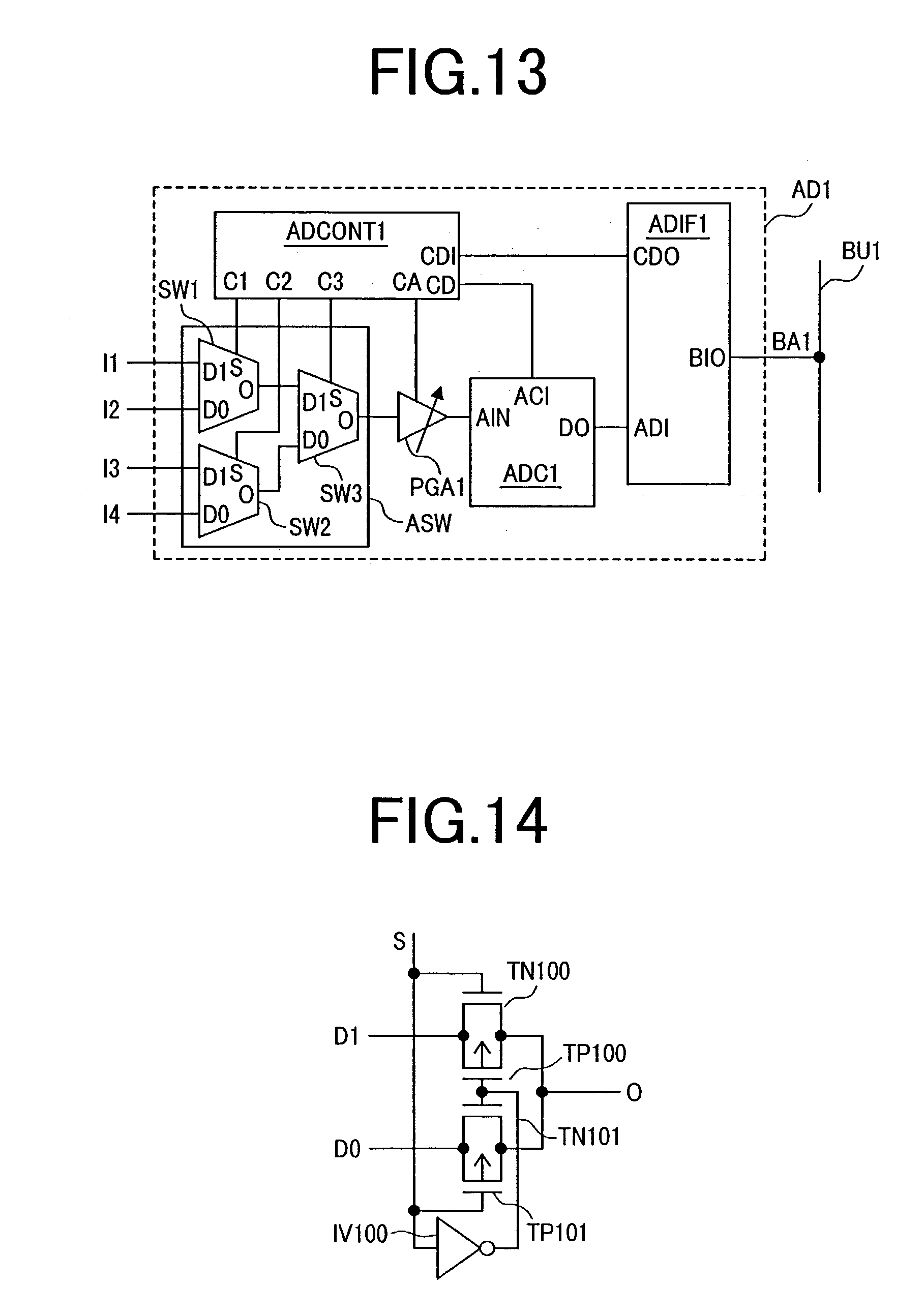 Patent Us20040000713 Semiconductor Device For Sensor System Has Pulse Delay Suck Close Relay Circuit Controlcircuit Drawing