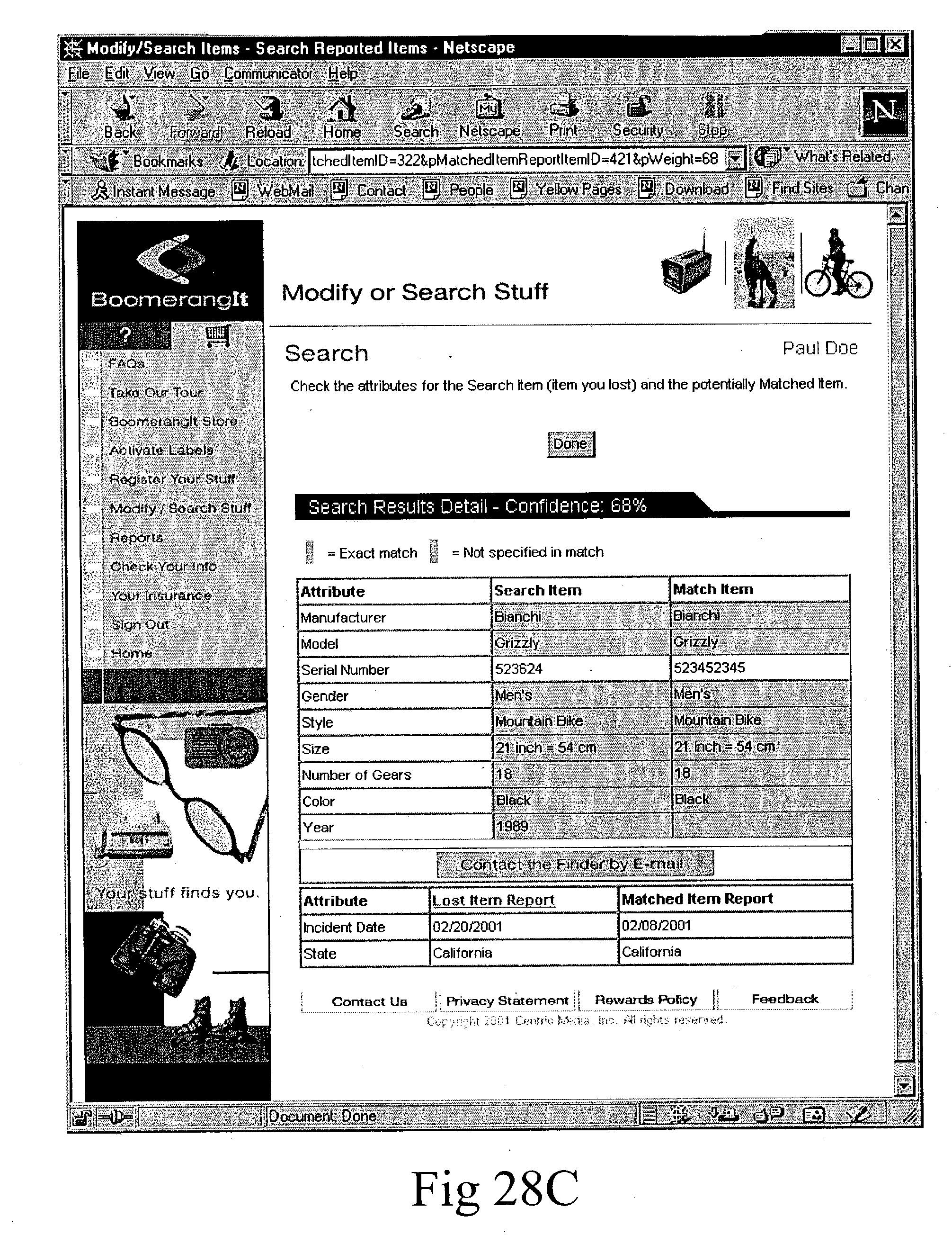 Receipt Printer Epson Pdf Patent Us  System And Method For Asset Tracking With  Print Invoices Online Free Pdf with Making A Receipt For Payment Word Patent Drawing Accounting Invoice Template Word