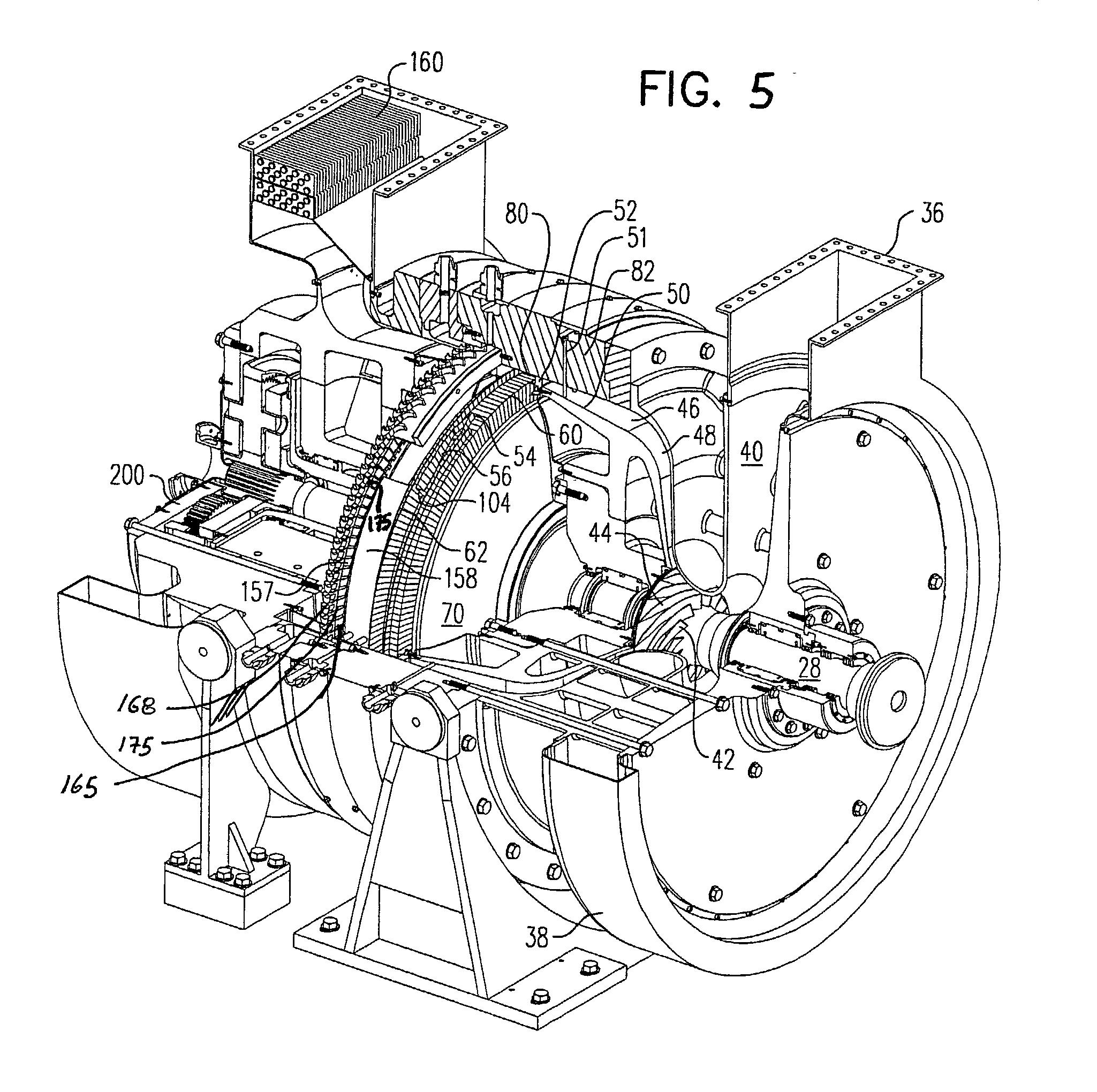 Patent Us20040025509 Compact Rotary Ramjet Engine Generator Set