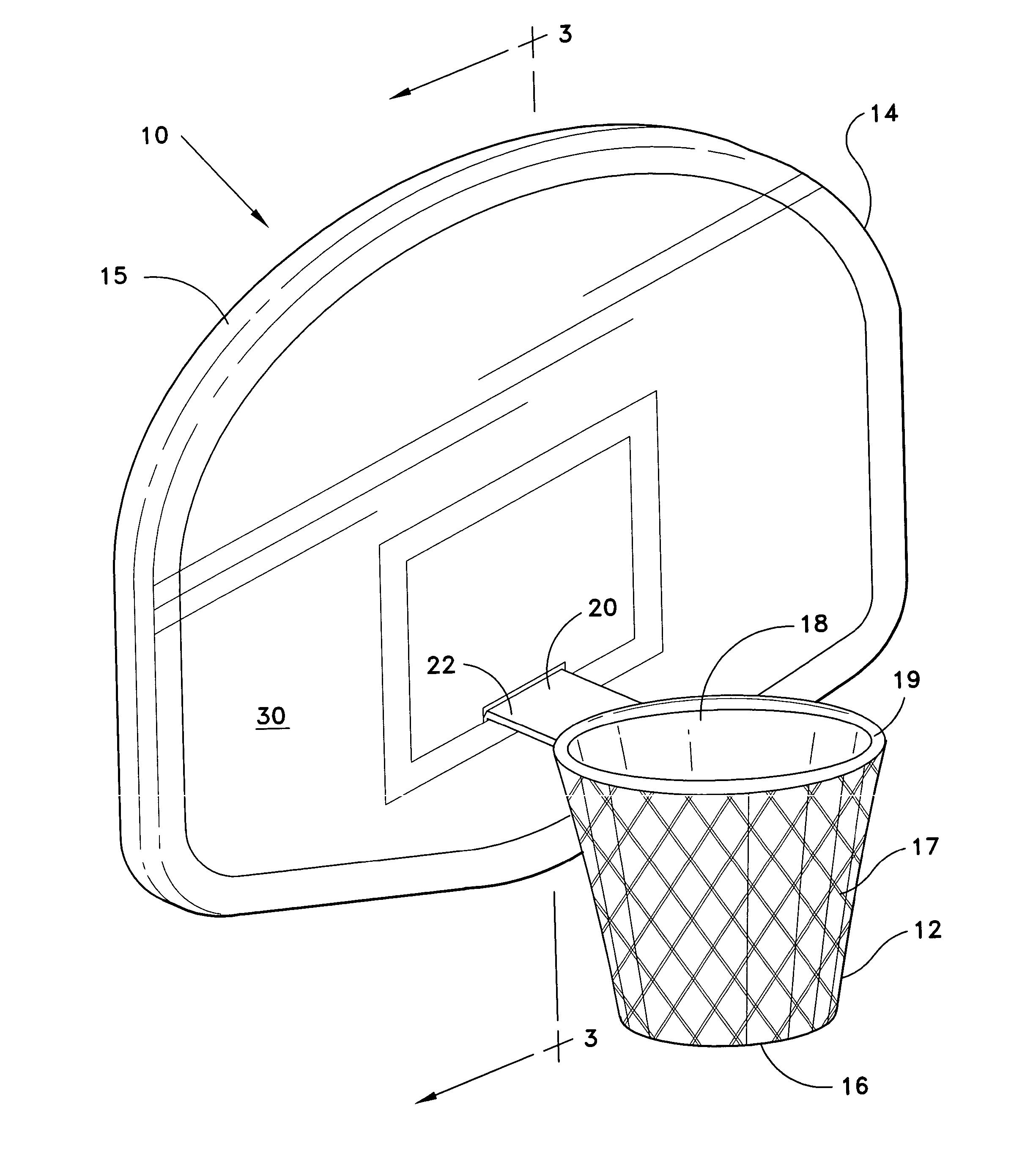 Patent us20040038760 wastepaper basketball basket google patents - Basketball waste paper basket ...