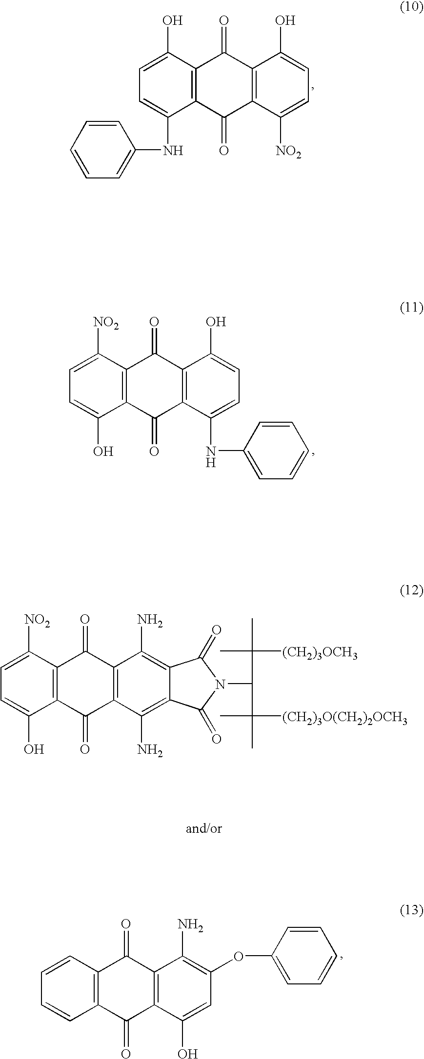preparation of para red and related azo dyes