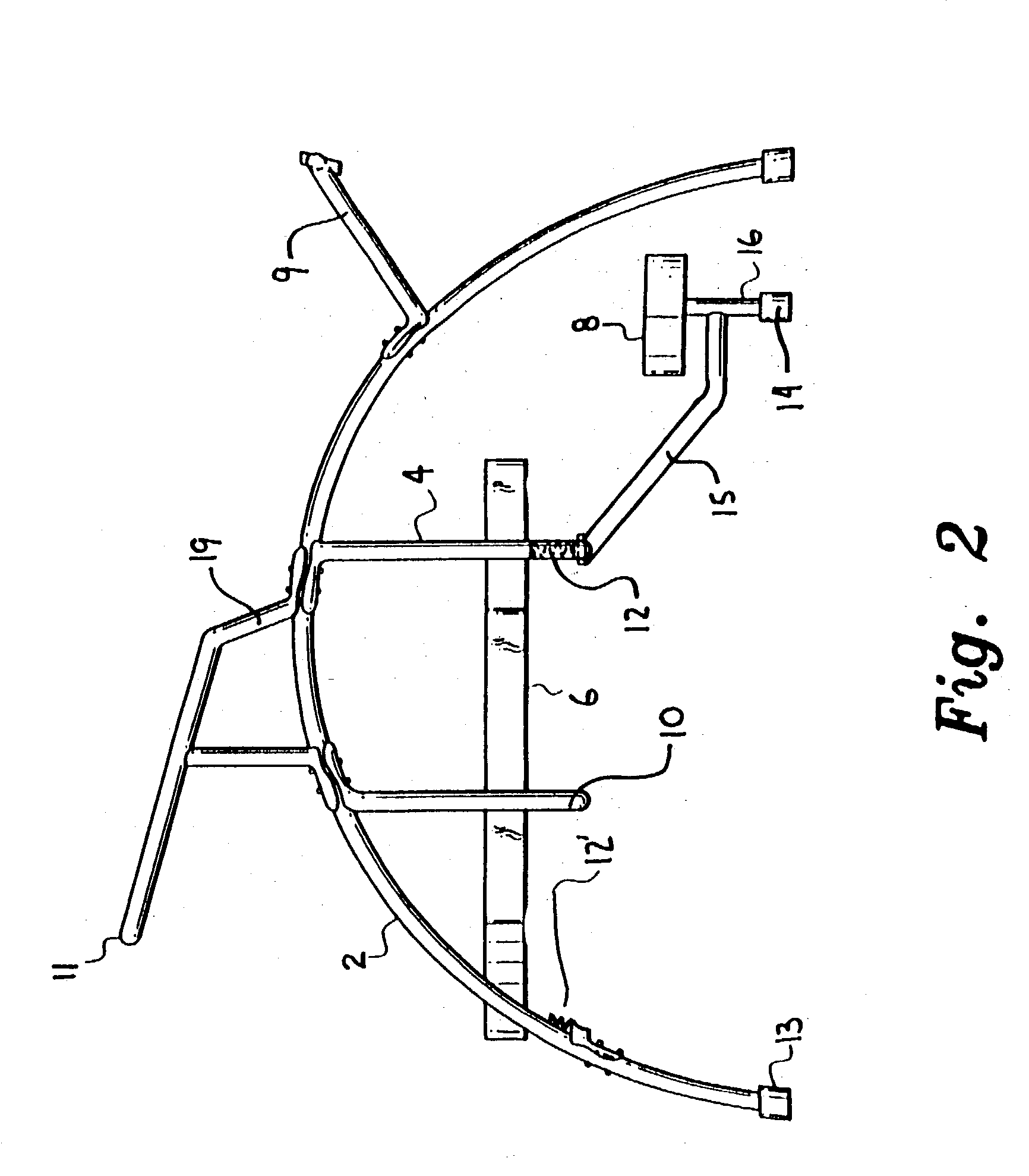 patent us20040065331 - platform chair for sexual intercourse