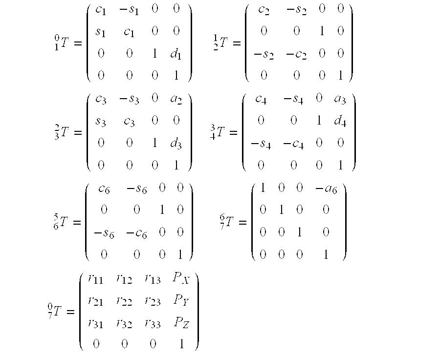 puma 560 inverse kinematics