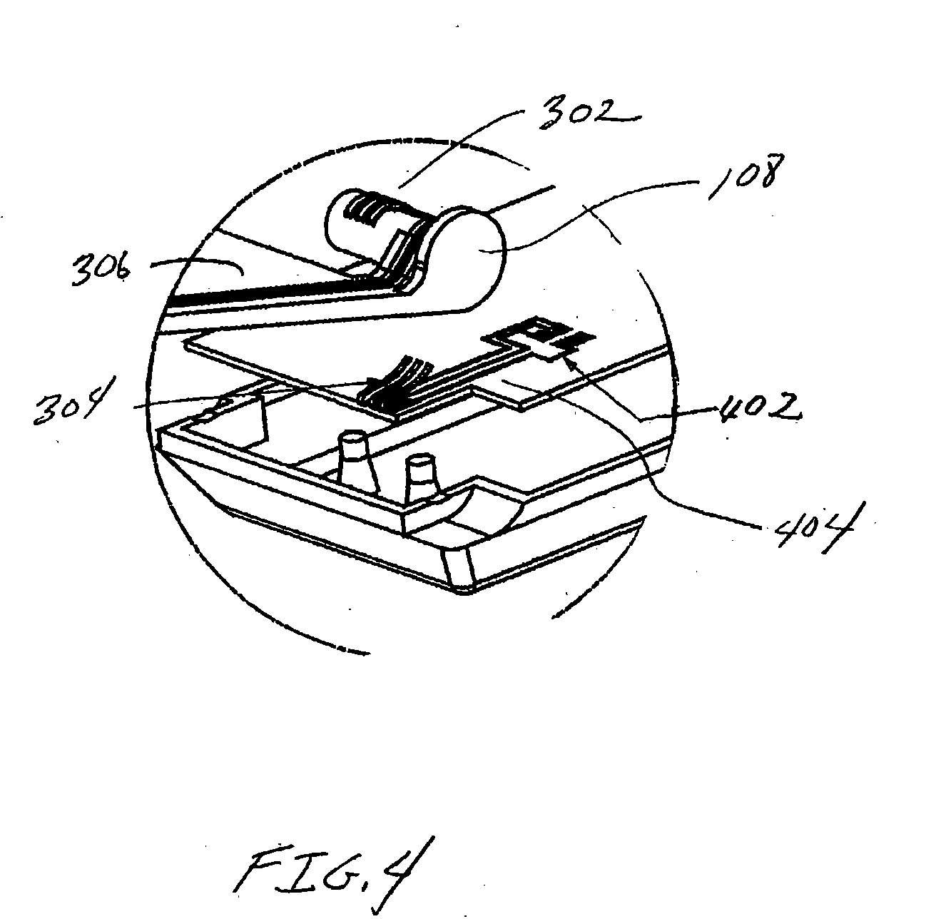 Patent US20040077199 - Electrical connectivity through a hinge ...