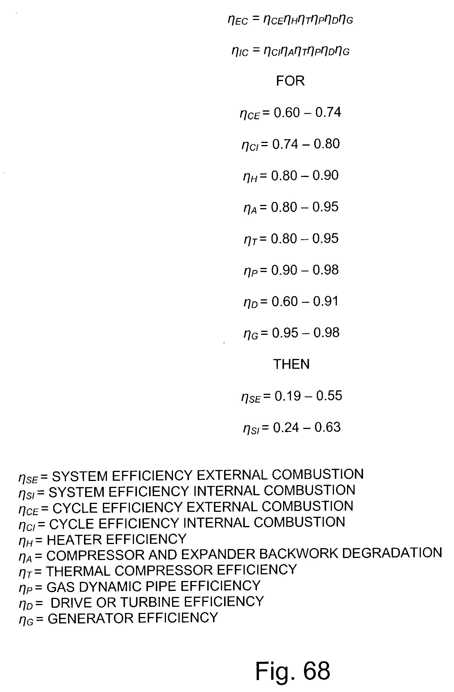 Patente US Uncoupled thermal pressor gas turbine