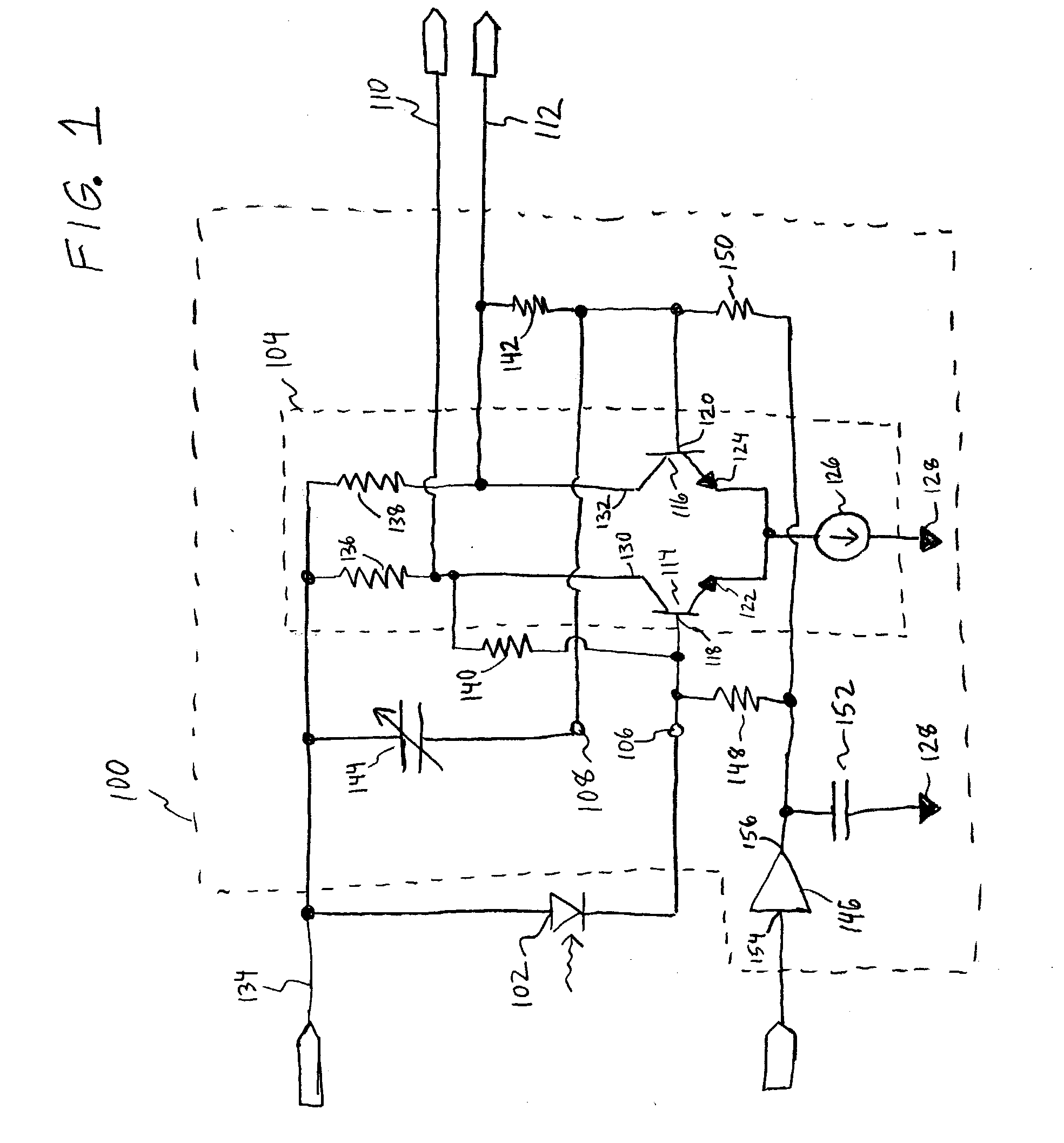 Transimpedance Patent Inphi Giftsforsubs Us6359517 Photodiode Circuit Google Patents