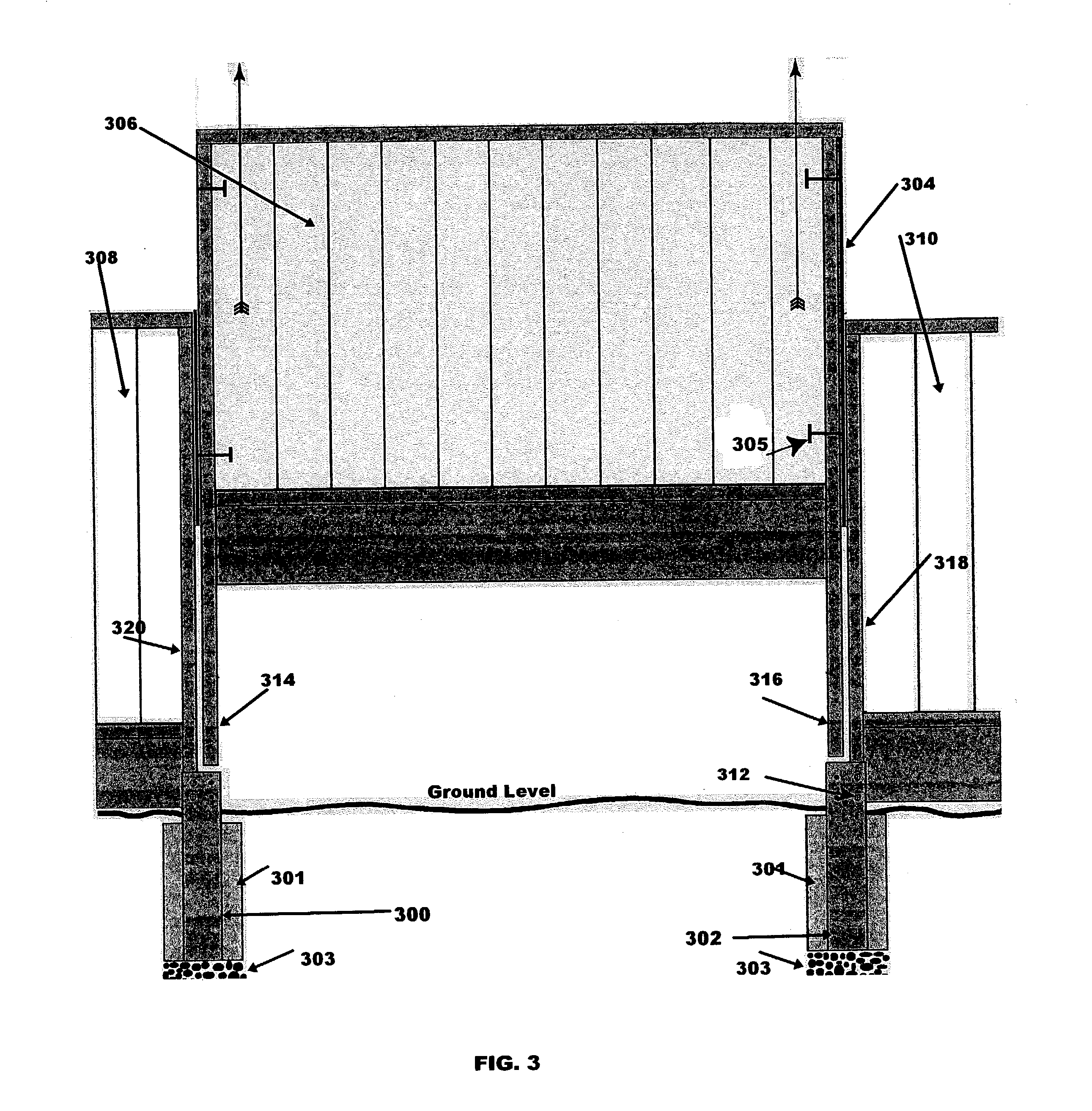 Removable Fence Post patent us20040134146 - protective sleeve for posts - google patents